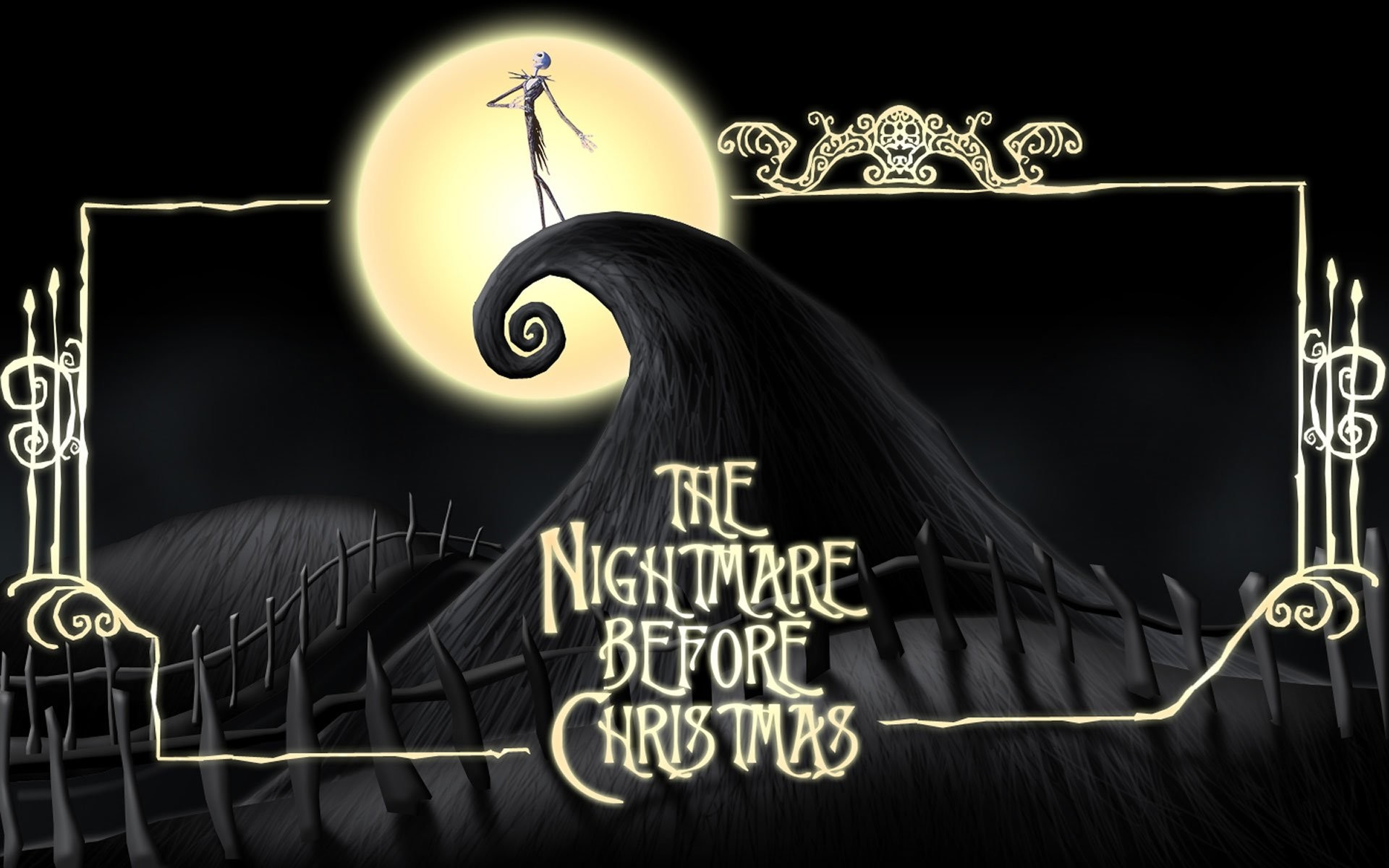 Nightmare Before Christmas Desktop Wallpaper ① Wallpapertag