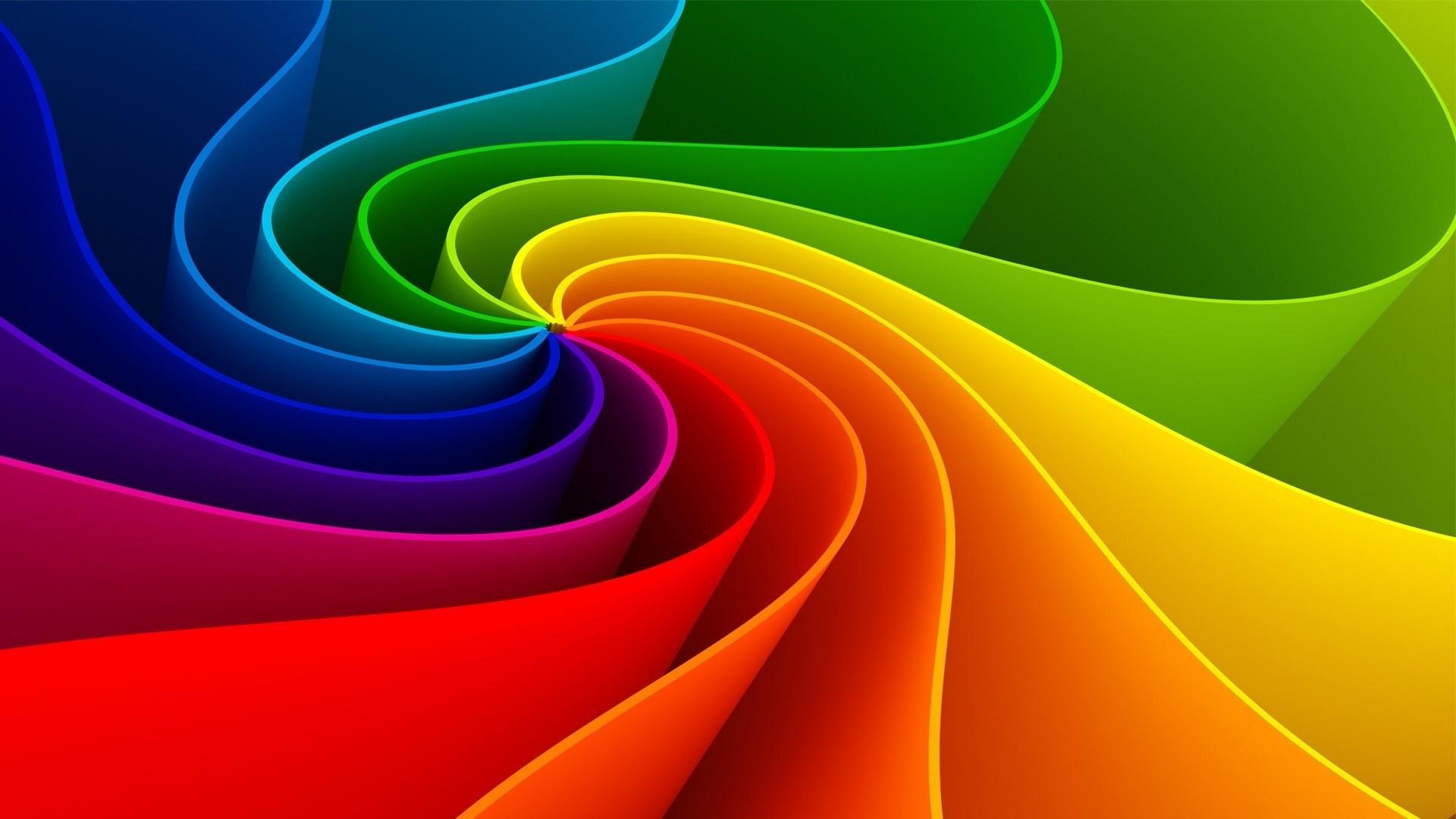 Rainbow Wallpaper Desktop: Rainbow Desktop Background ·① WallpaperTag