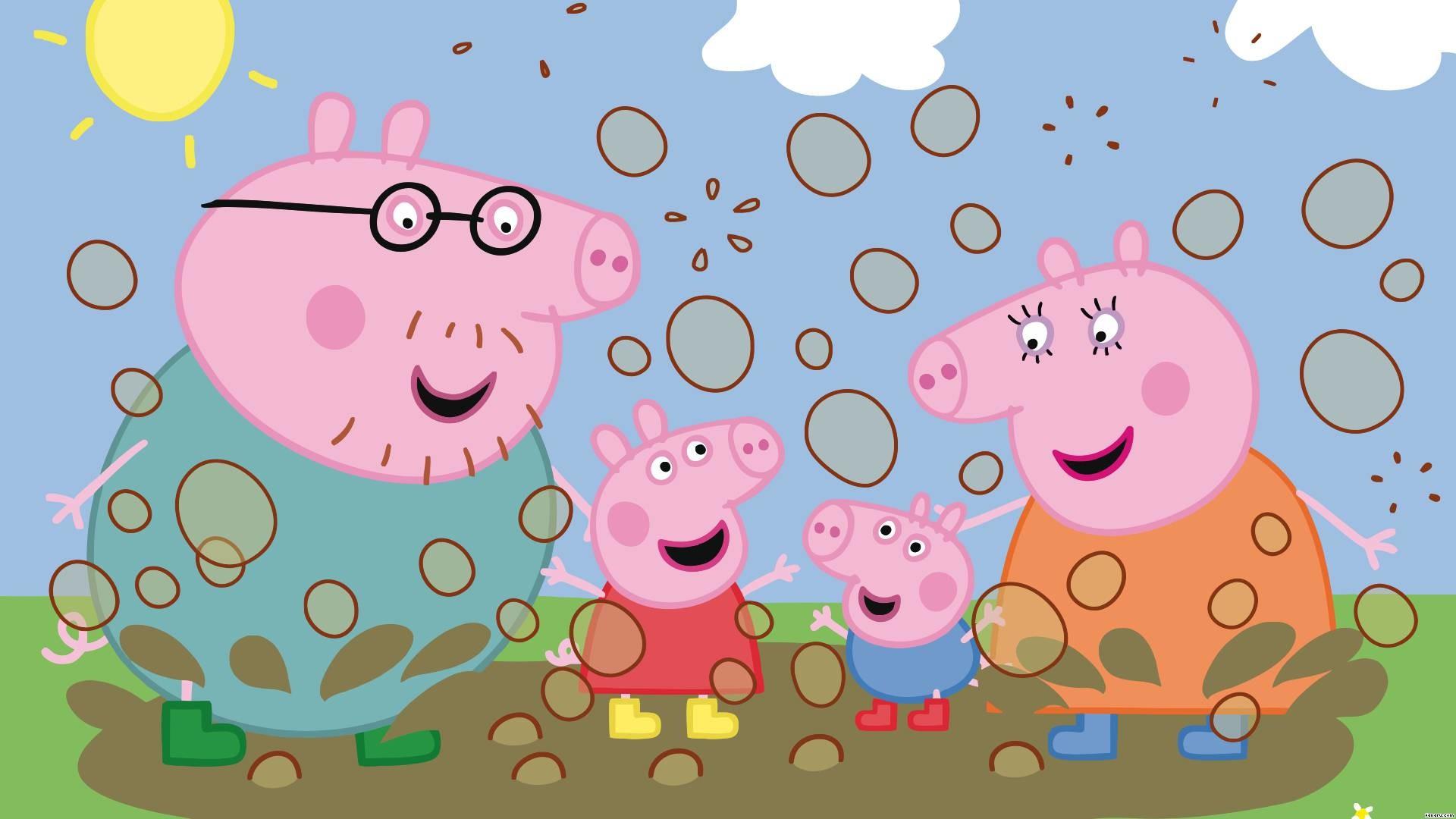 Peppa Pig Wallpapers ·① WallpaperTag