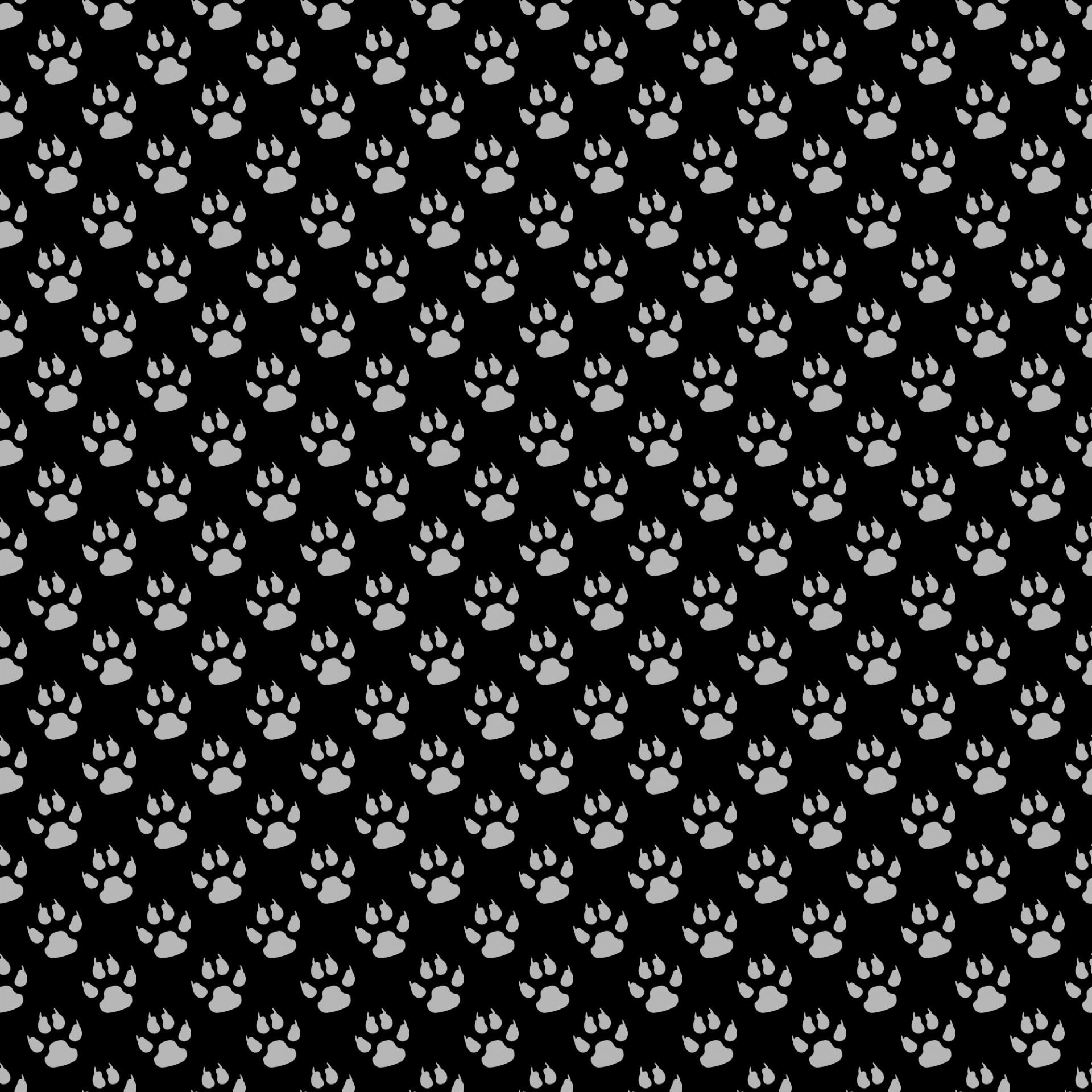 Paw Prints Wallpaper 1