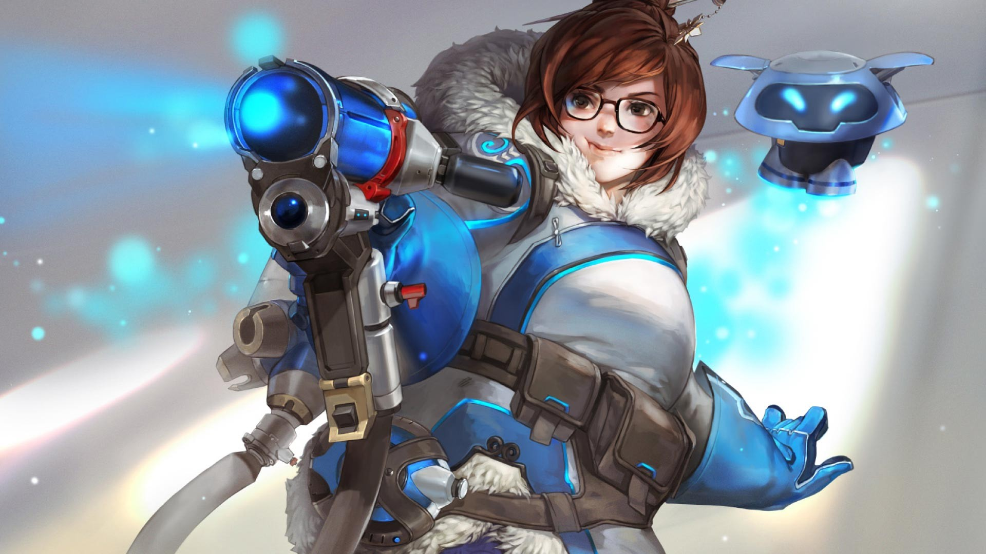 Mei Overwatch Wallpaper ·① Download Free Amazing
