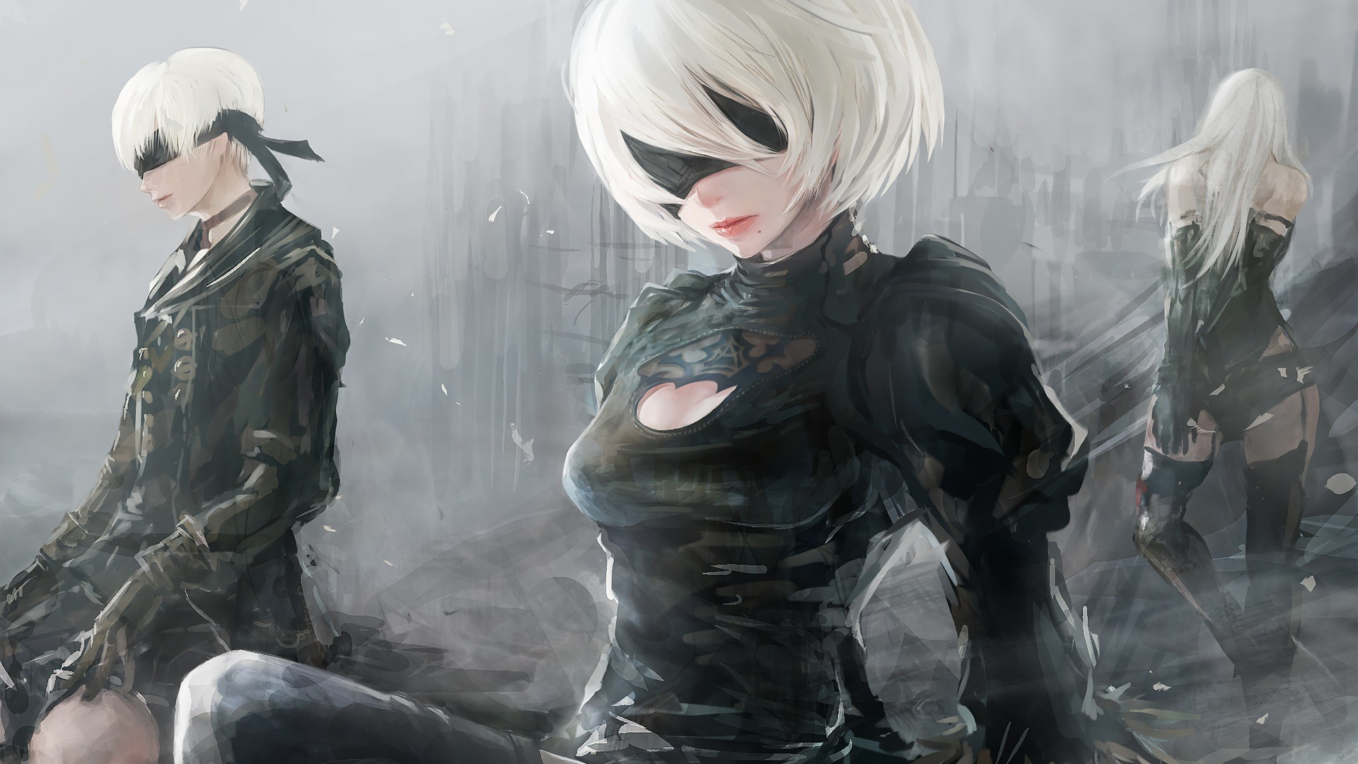 Nier Automata Wallpaper ·① Download Free Cool High