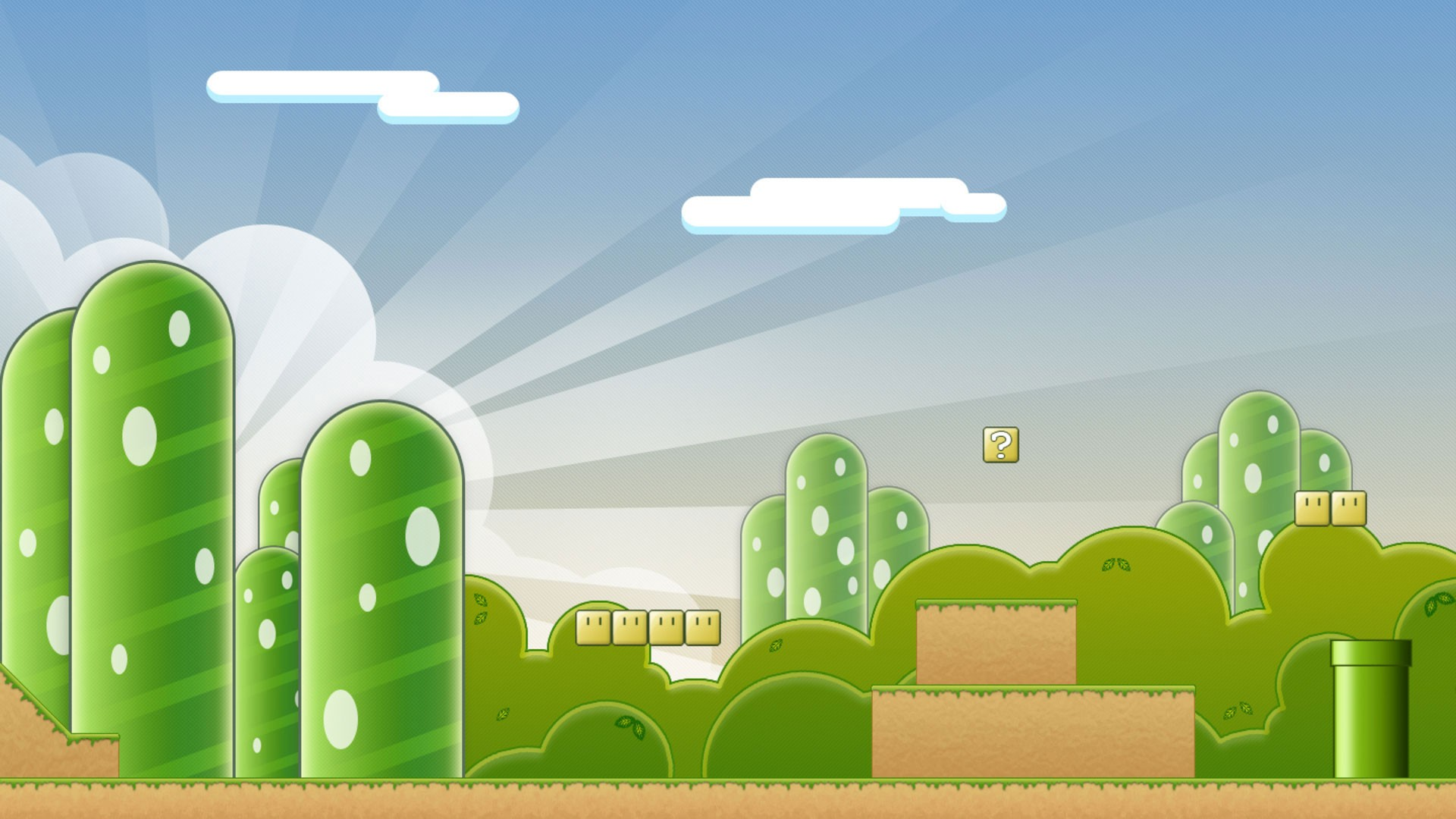 Super Mario World Background Download Free Beautiful High