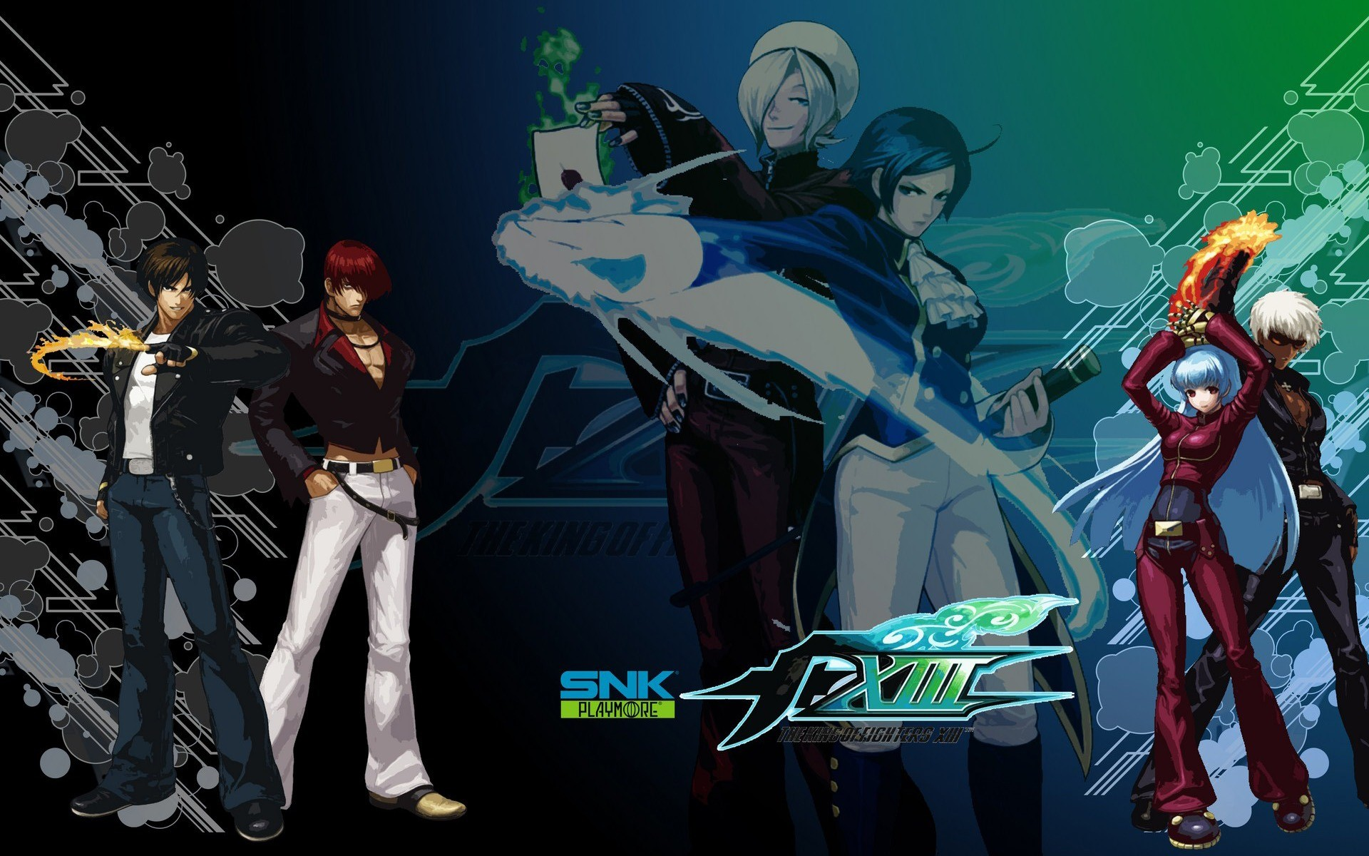 King Of Fighters Wallpapers Wallpapertag