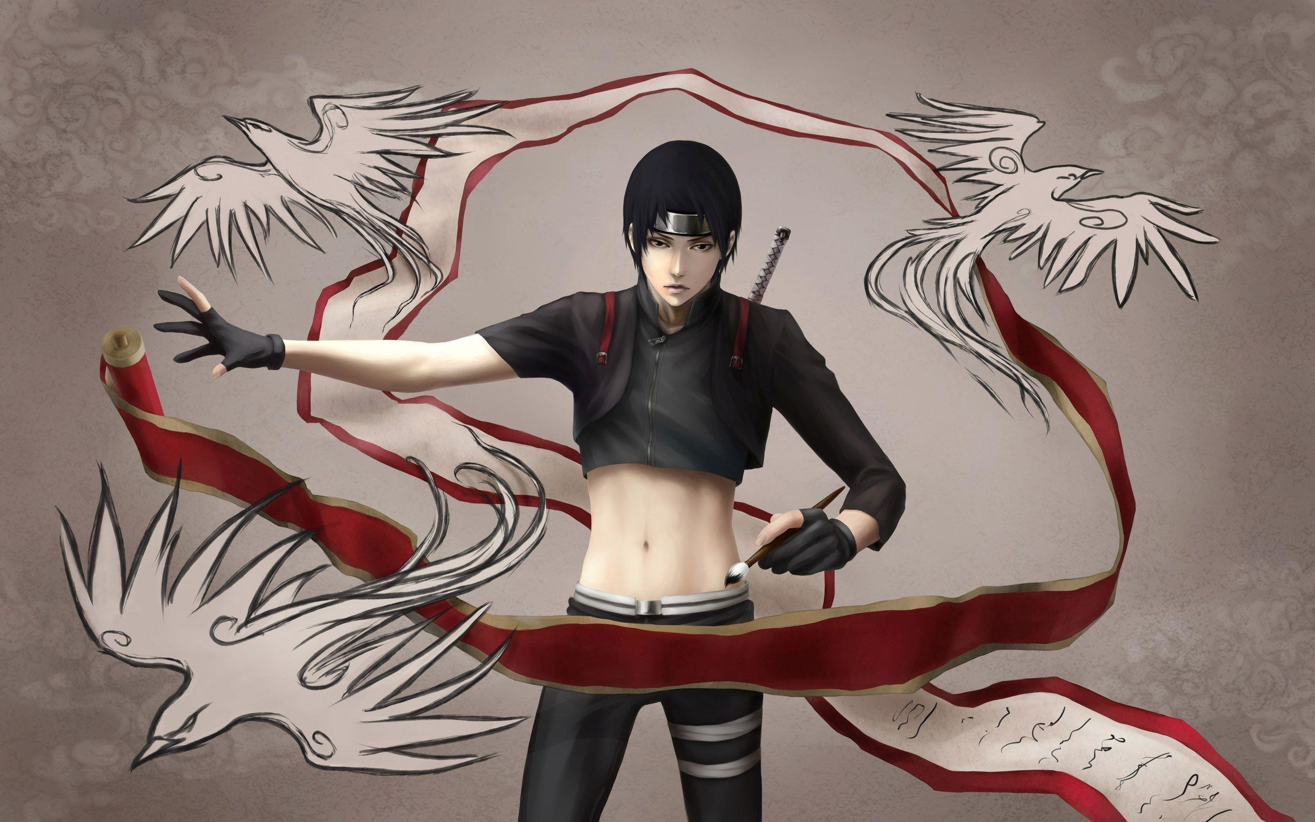 Naruto sai wallpaper 2560x1600 sai wallpapers full hd wallpaper search voltagebd Image collections