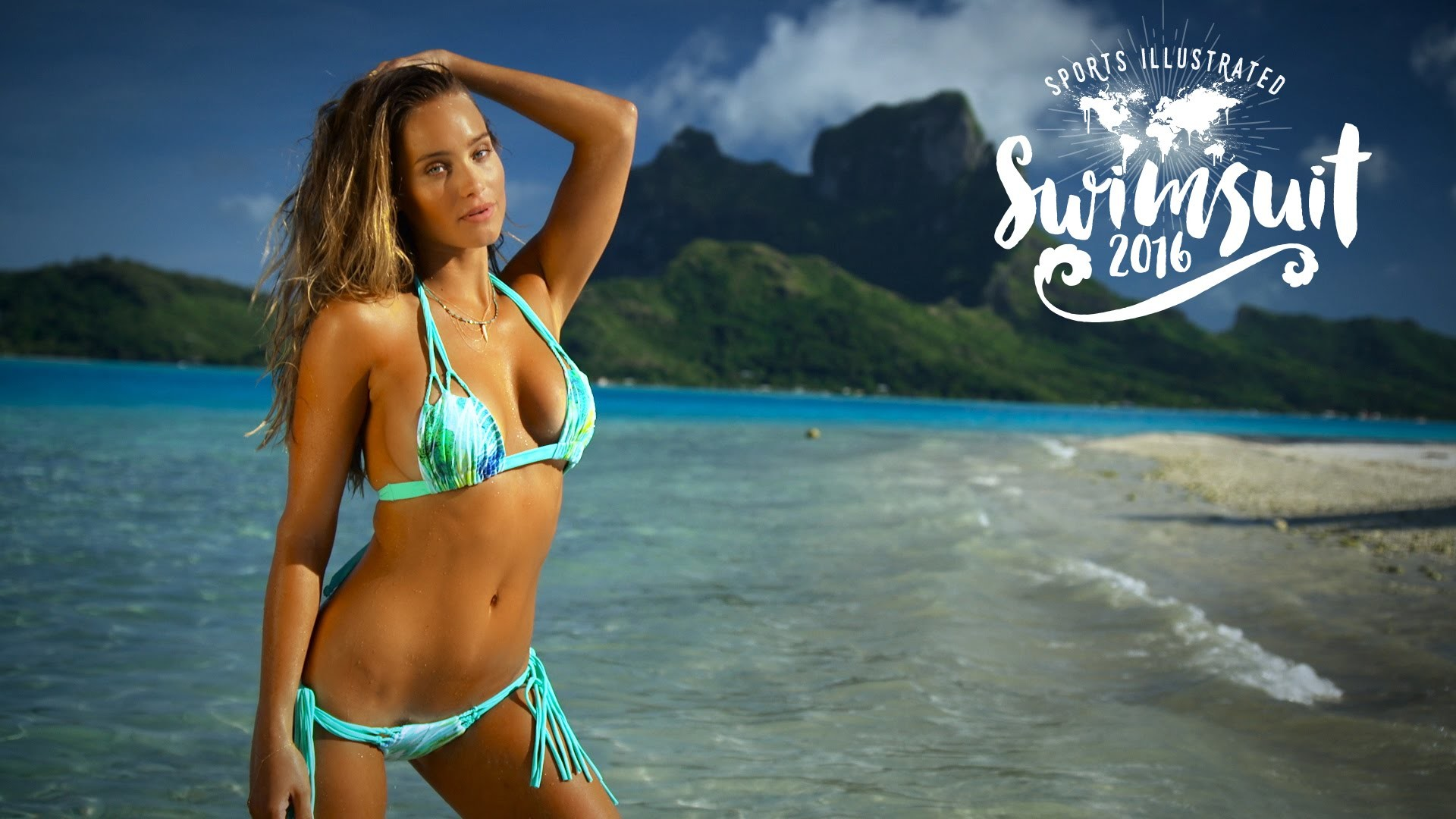Sports Illustrated Swimsuit Wallpaper 1920x1080 ①