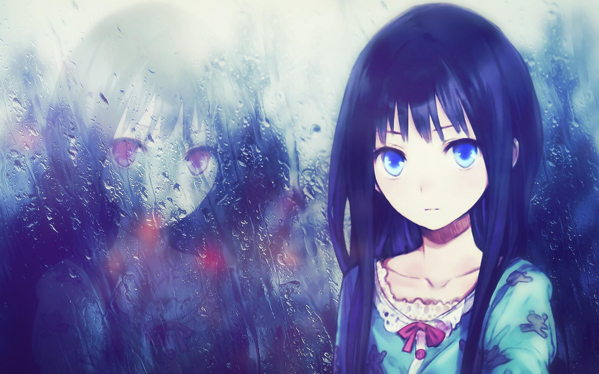 Anime Girls wallpaper \u00b7\u2460 Download free beautiful