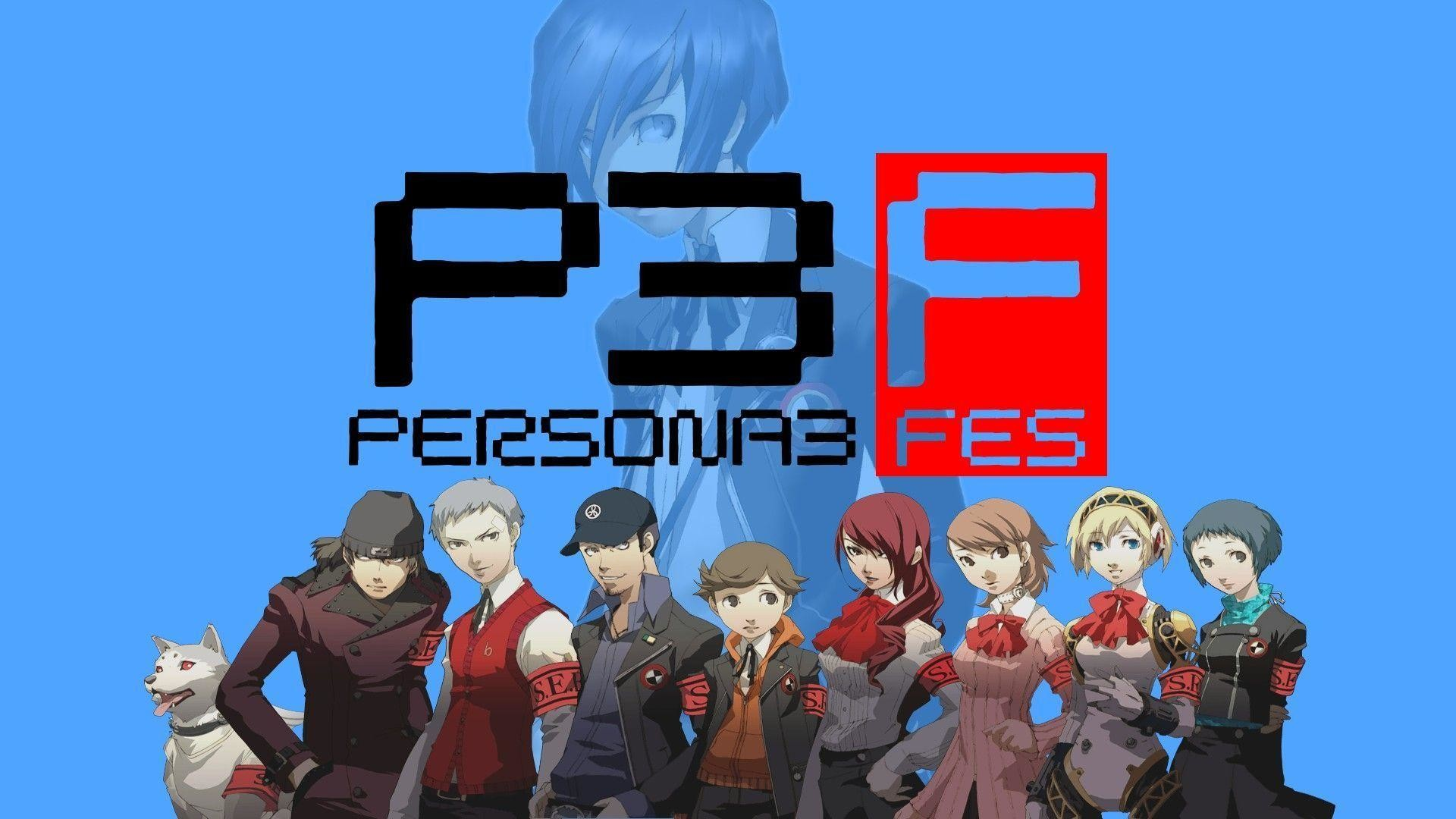 1920x1080 Images For Persona 3 Fes Wallpaper