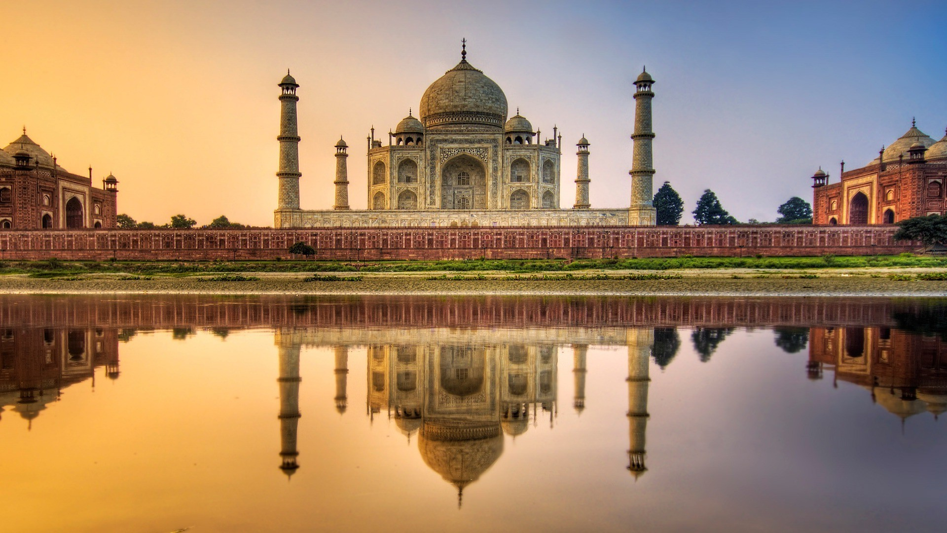 India wallpaper desktop wallpapertag - Taj mahal screensaver free download ...