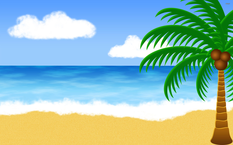 2880x1800 Pin Sandy Beach Clipart Wallpaper 5