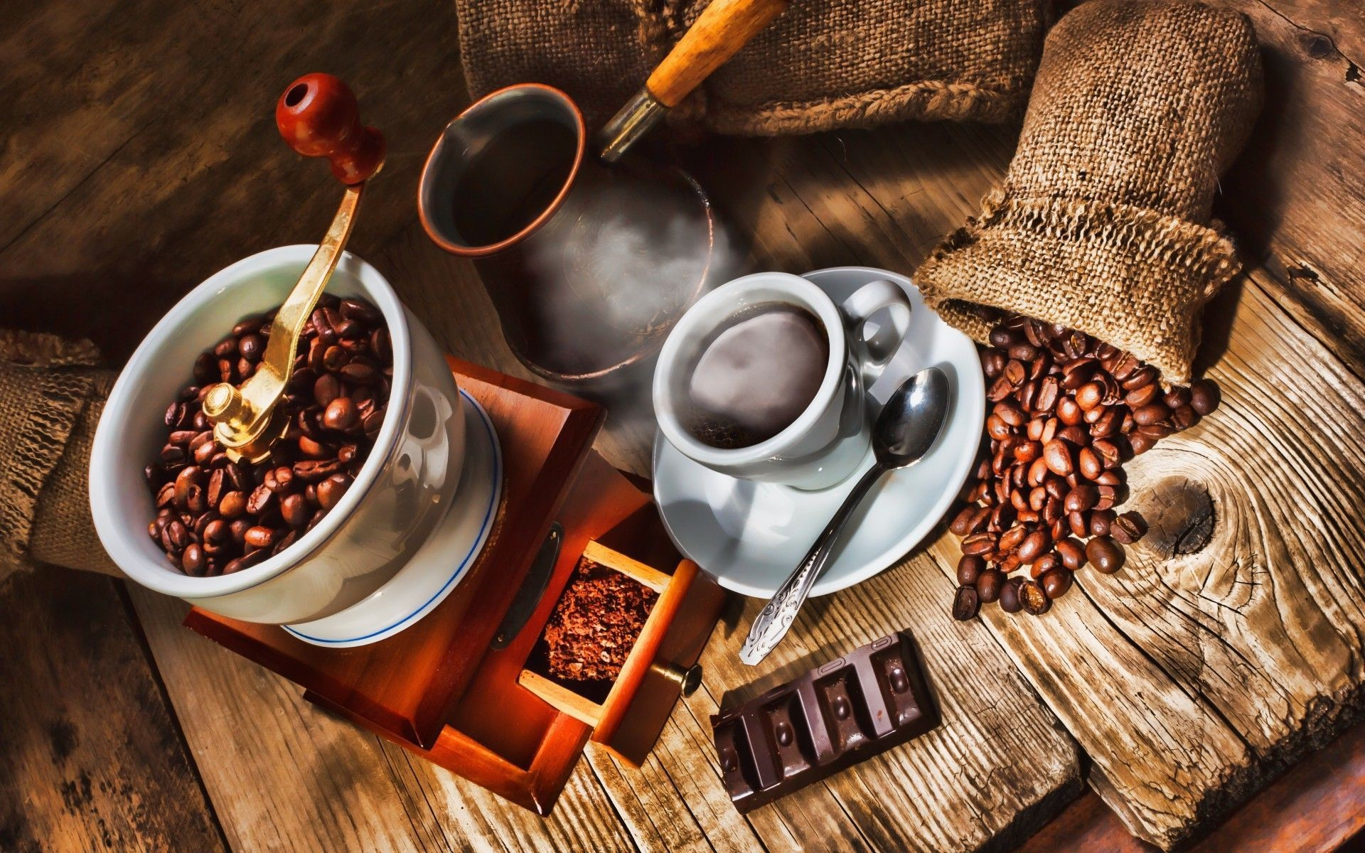 Coffee wallpaper ·① Download free awesome full HD ...