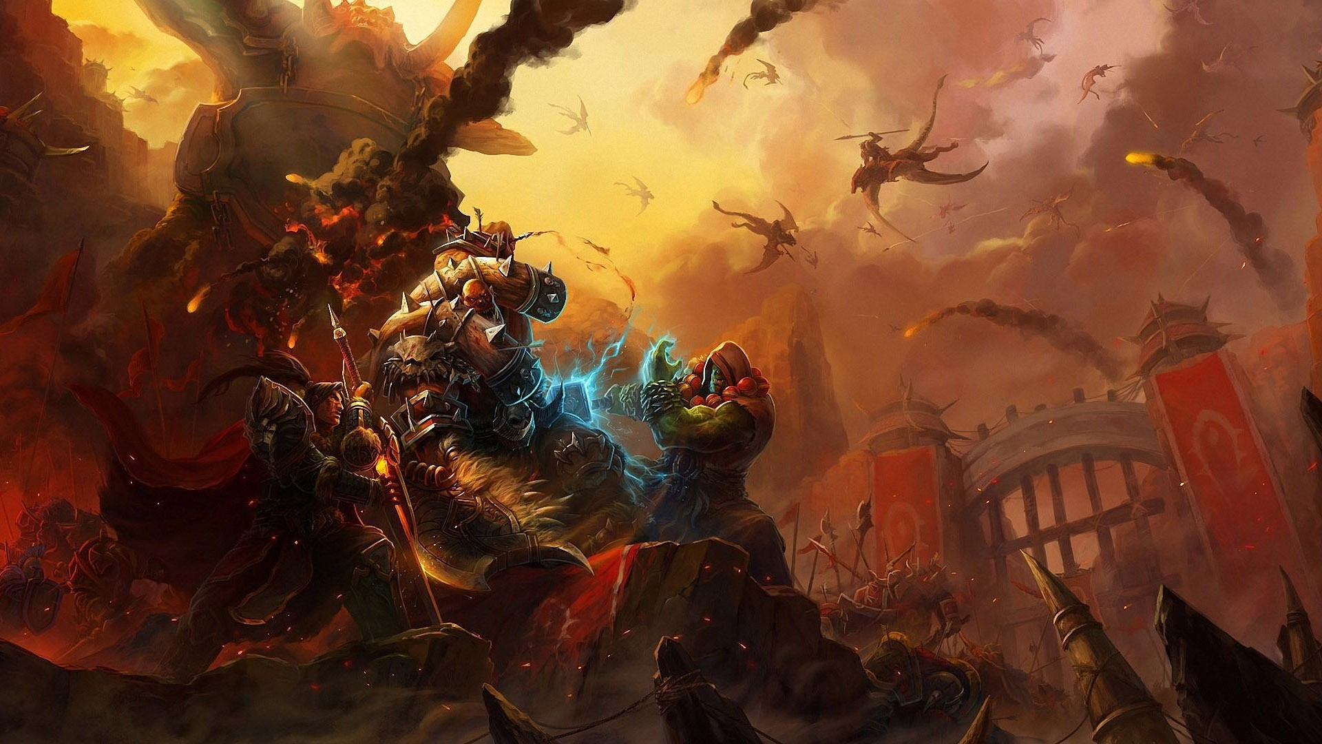 38+ World of Warcraft wallpapers ·① Download free awesome ...
