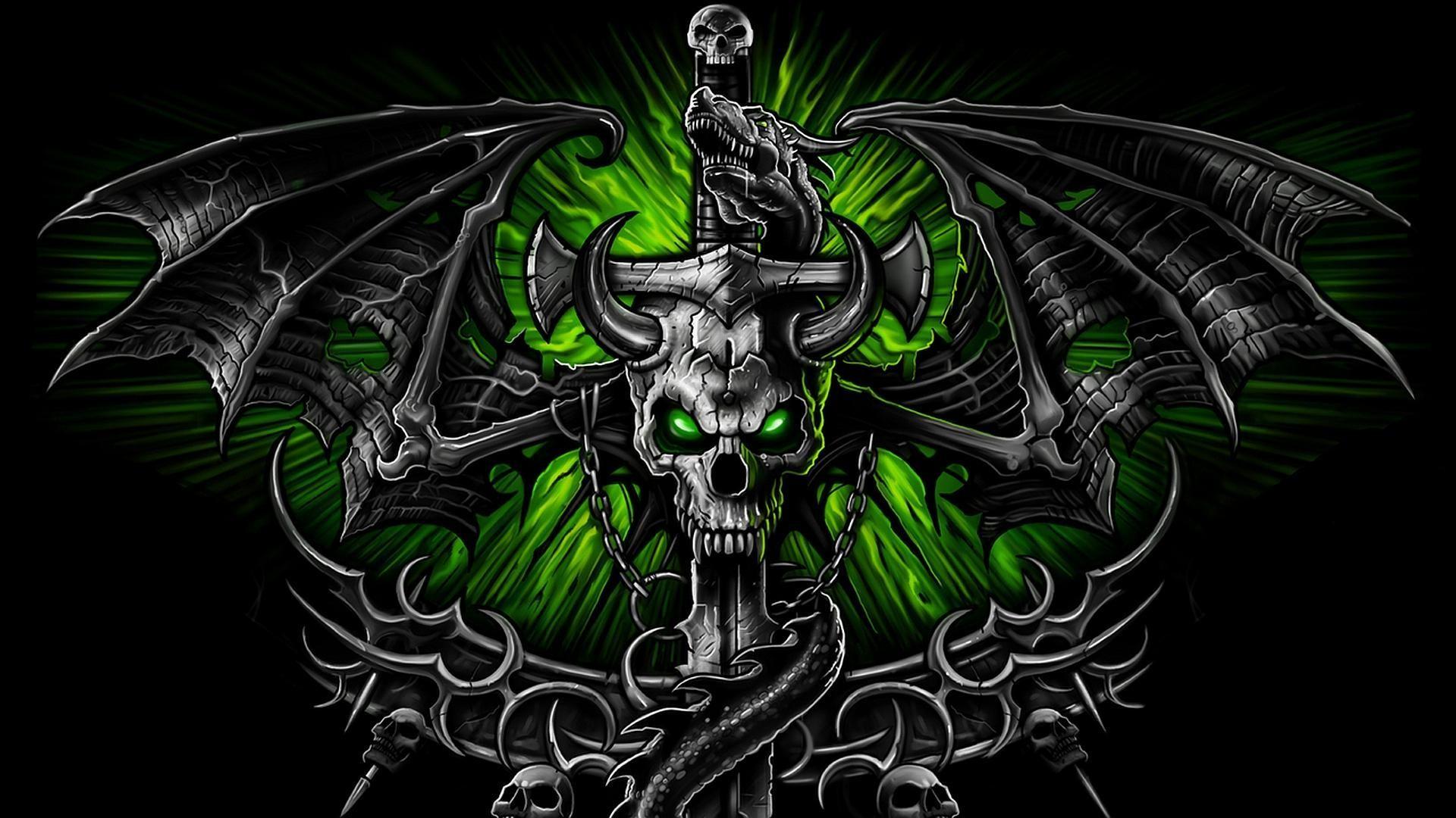 Skulls wallpaper download free awesome high resolution - Skeleton wallpaper ...