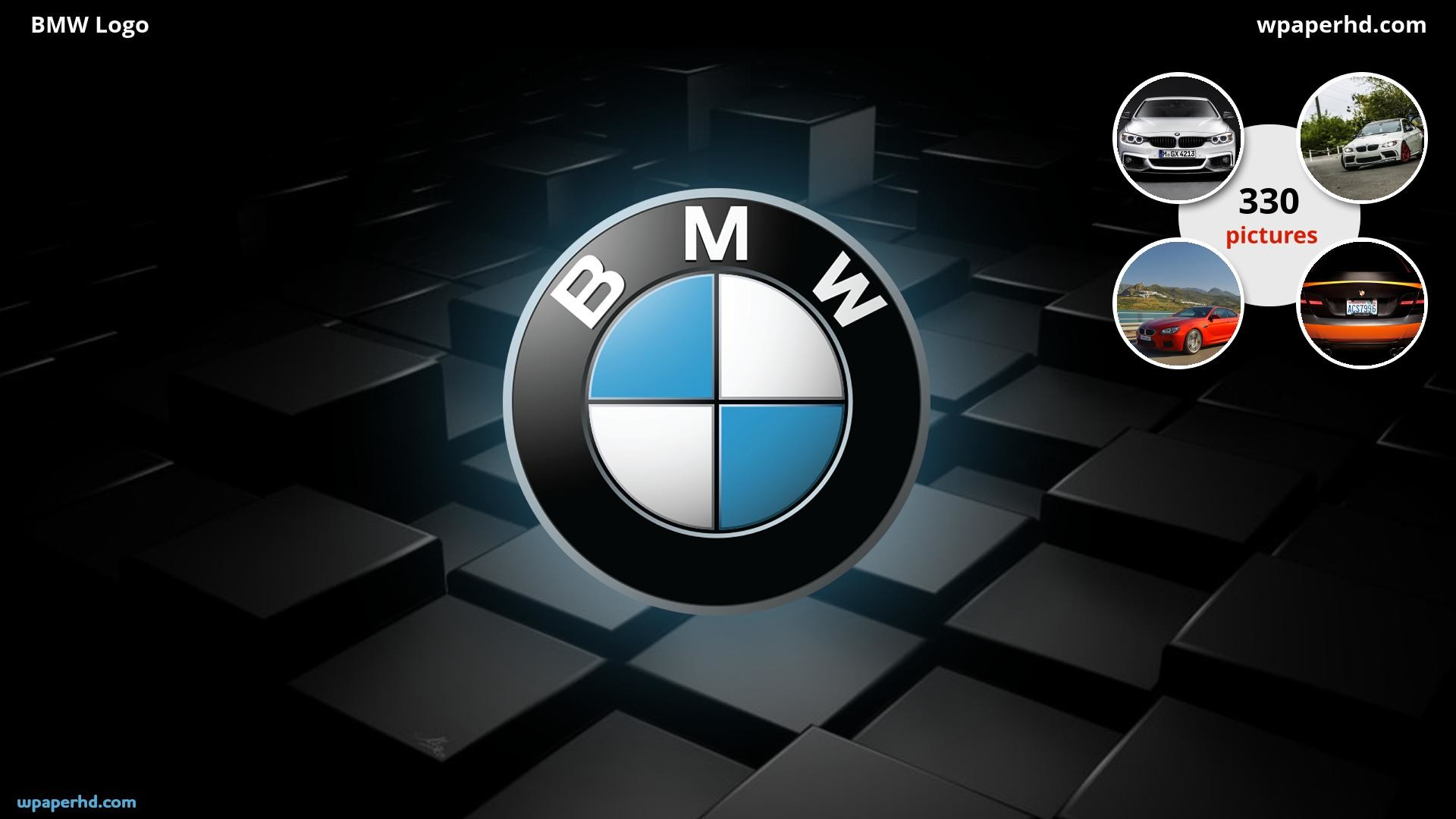 bmw m logo wallpaper a'