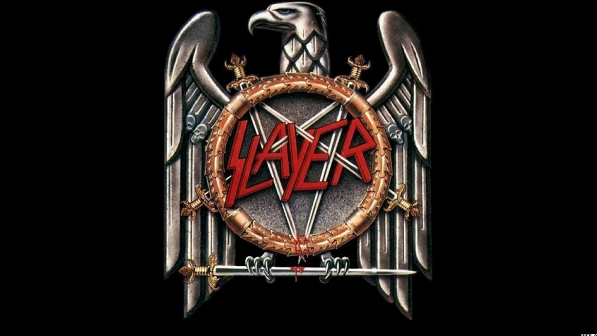 Band Wallpapers Music Artists: Slayer Band Wallpaper ·① WallpaperTag