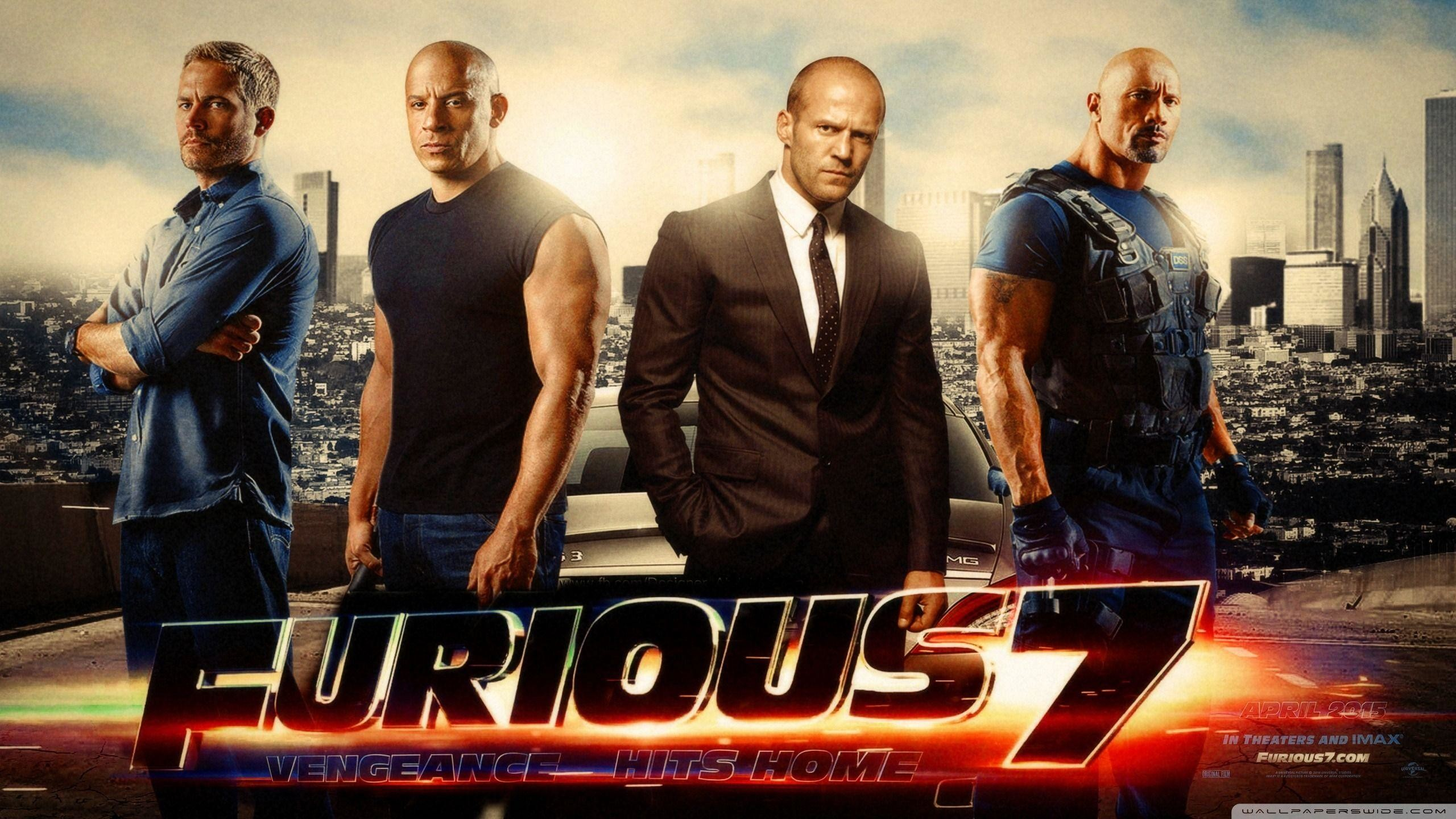 Fast And Furious 7 Wallpapers Wallpapertag