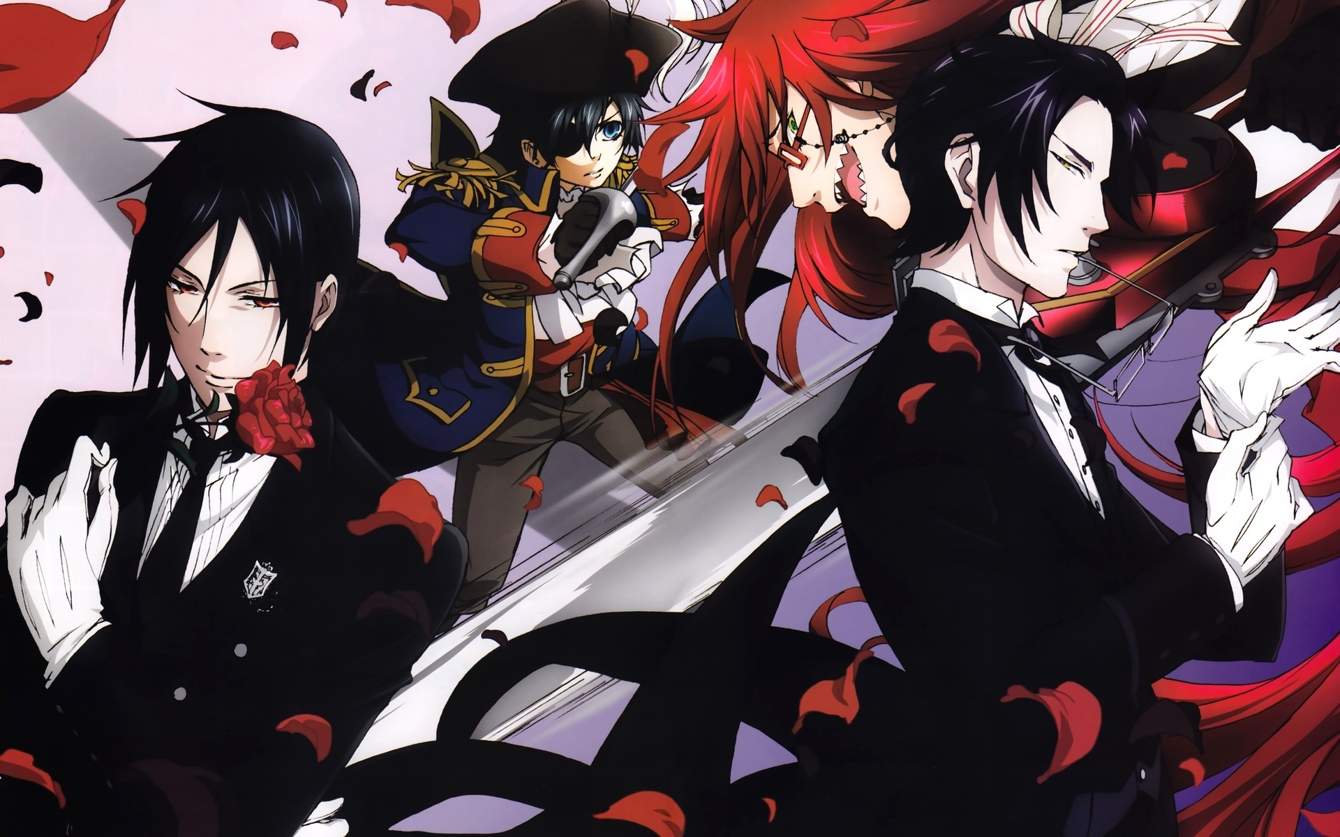 1920x1200 black butler wallpaper 1920x1200 for android 50