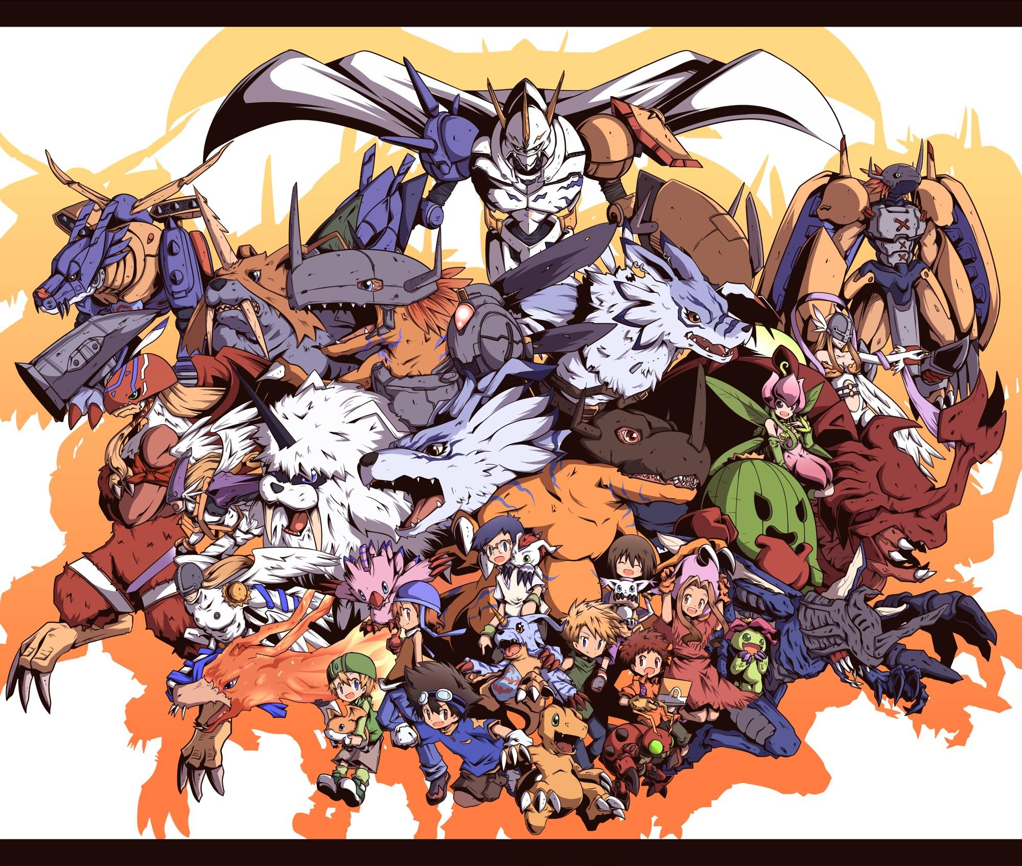 Digimon Wallpaper: Digimon Wallpaper ·① Download Free Cool High Resolution