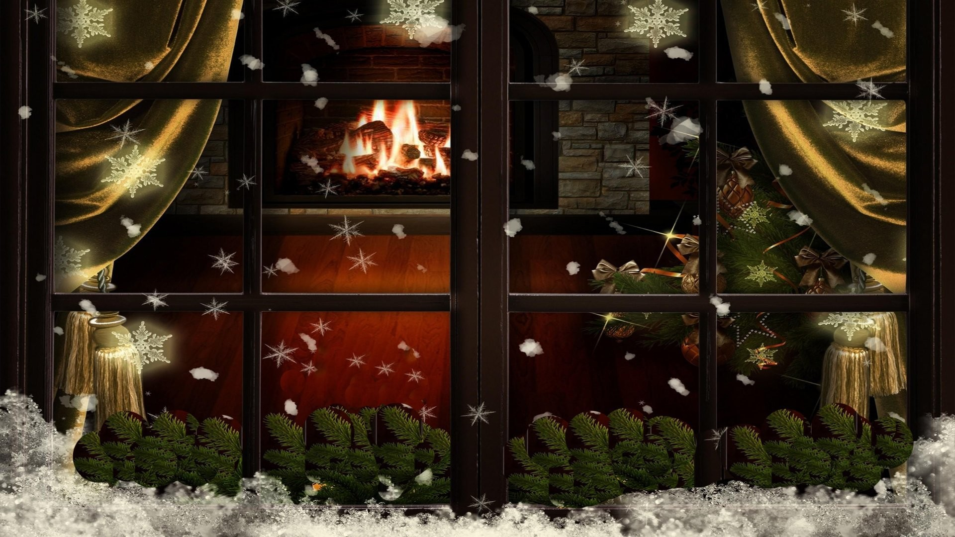 Fireplace Desktop Wallpaper ·① WallpaperTag