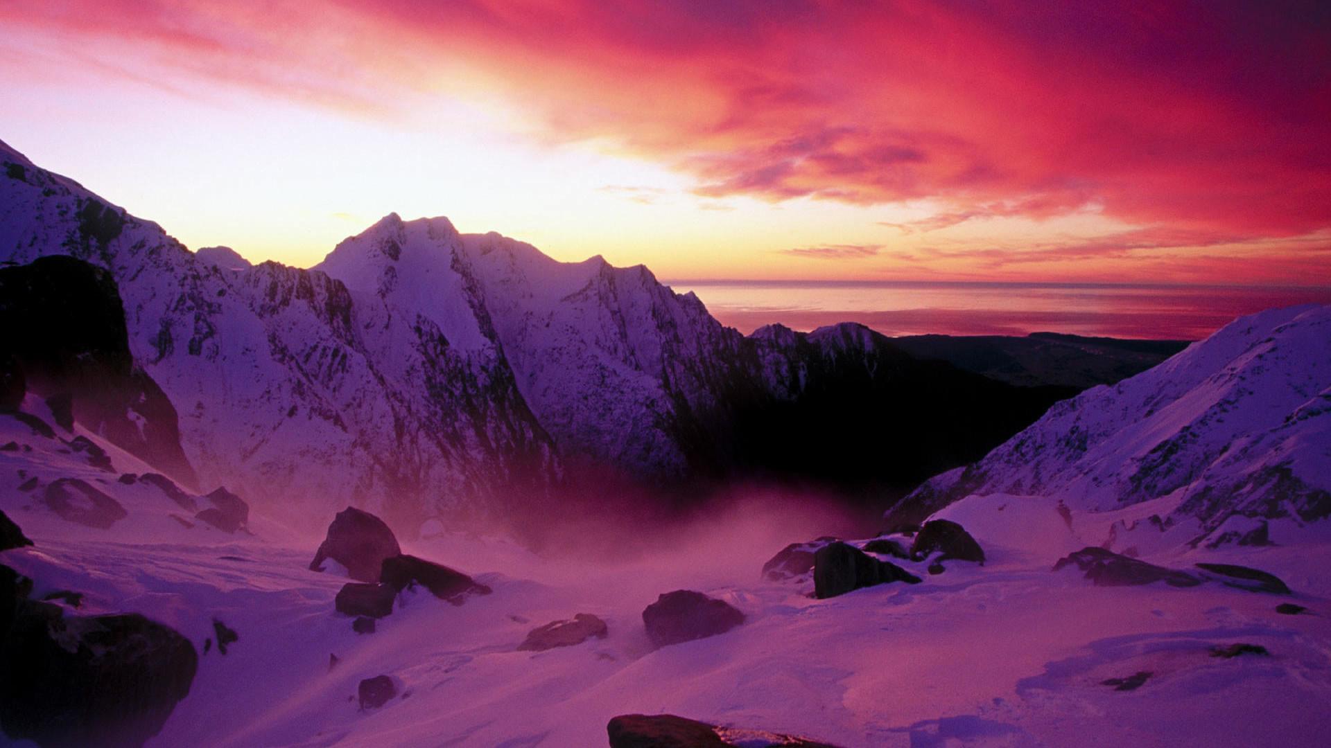 Desktop Backgrounds Mountains Wallpapertag