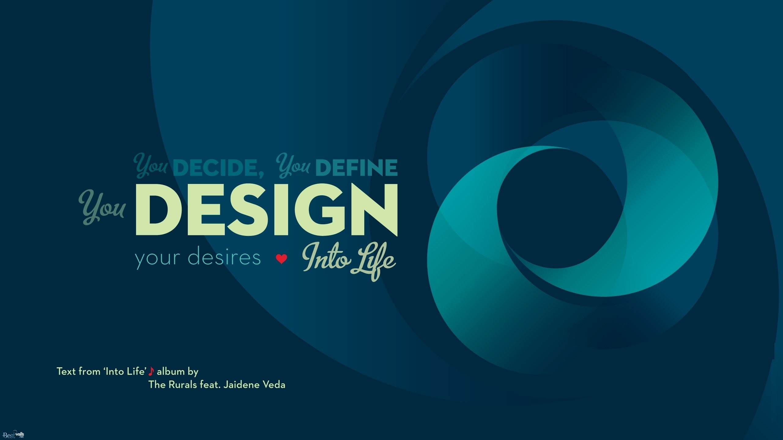 Swirl Wallpaper Designs ·①