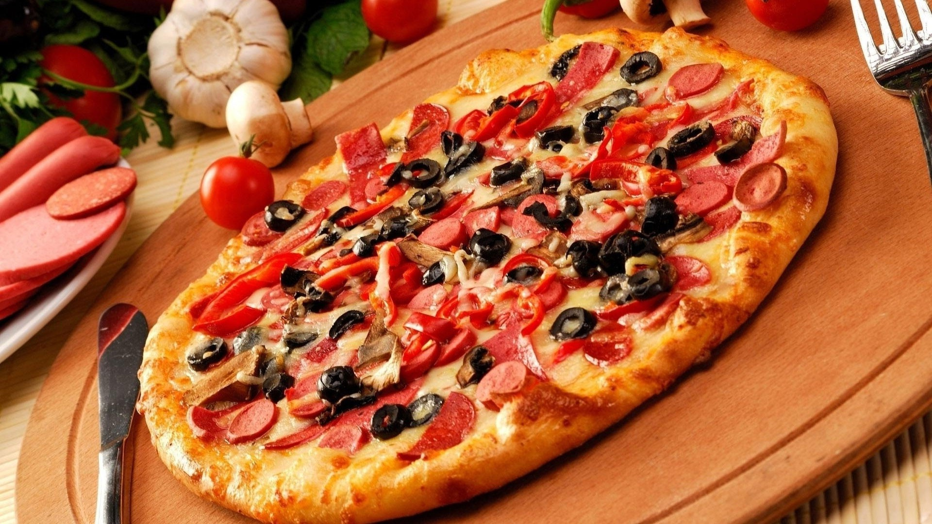 Pizza Background ·① Download Free Stunning High Resolution