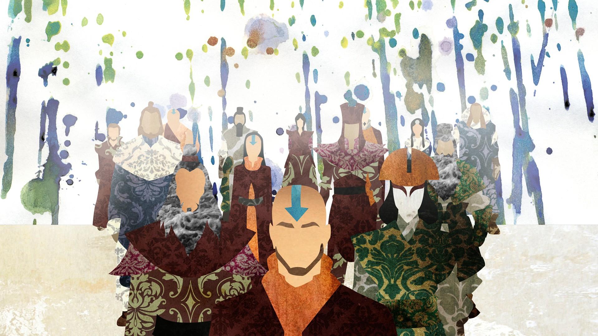 Avatar The Last Airbender Wallpaper Download Free Stunning