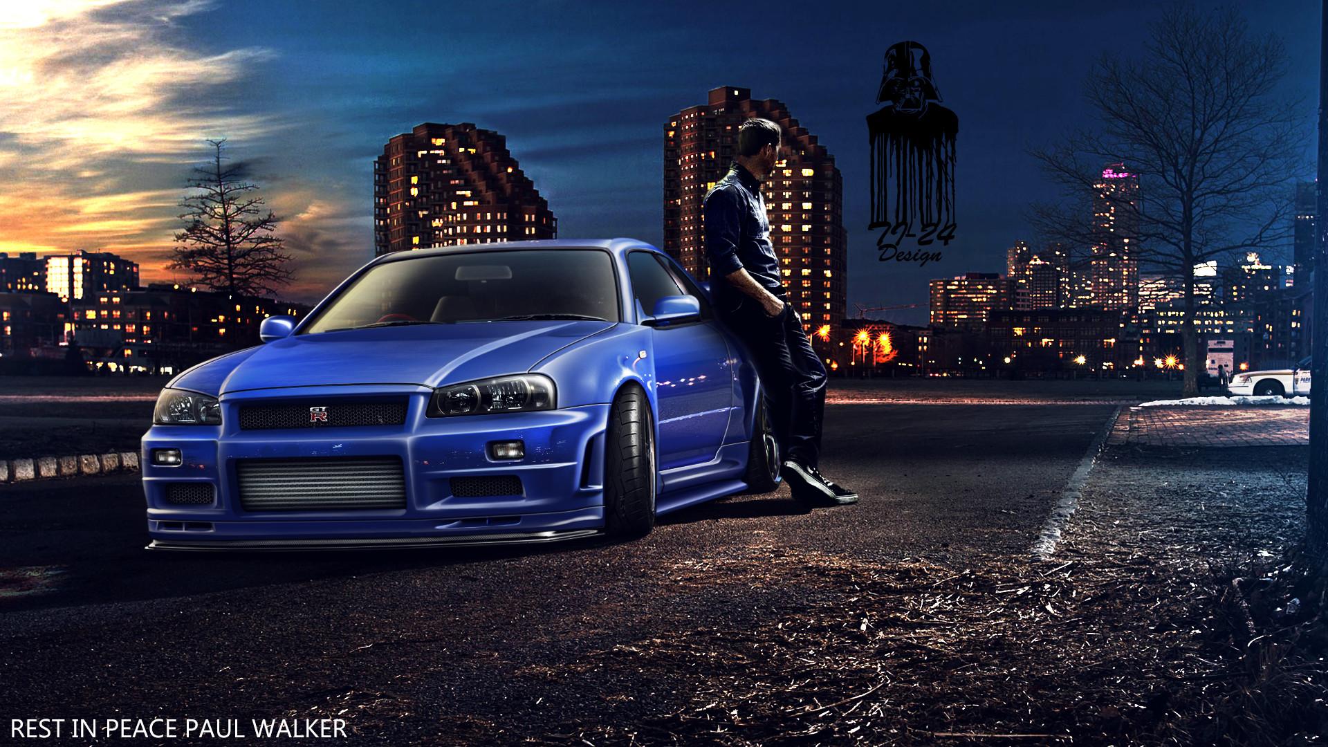 Nissan Skyline R34 Wallpaper Wallpapertag