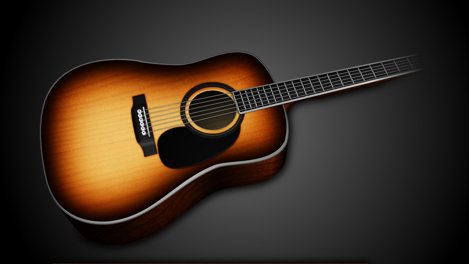 Pics Of Acoustic Guitar HD 1920x1080 Px Source Cool Wallpapers
