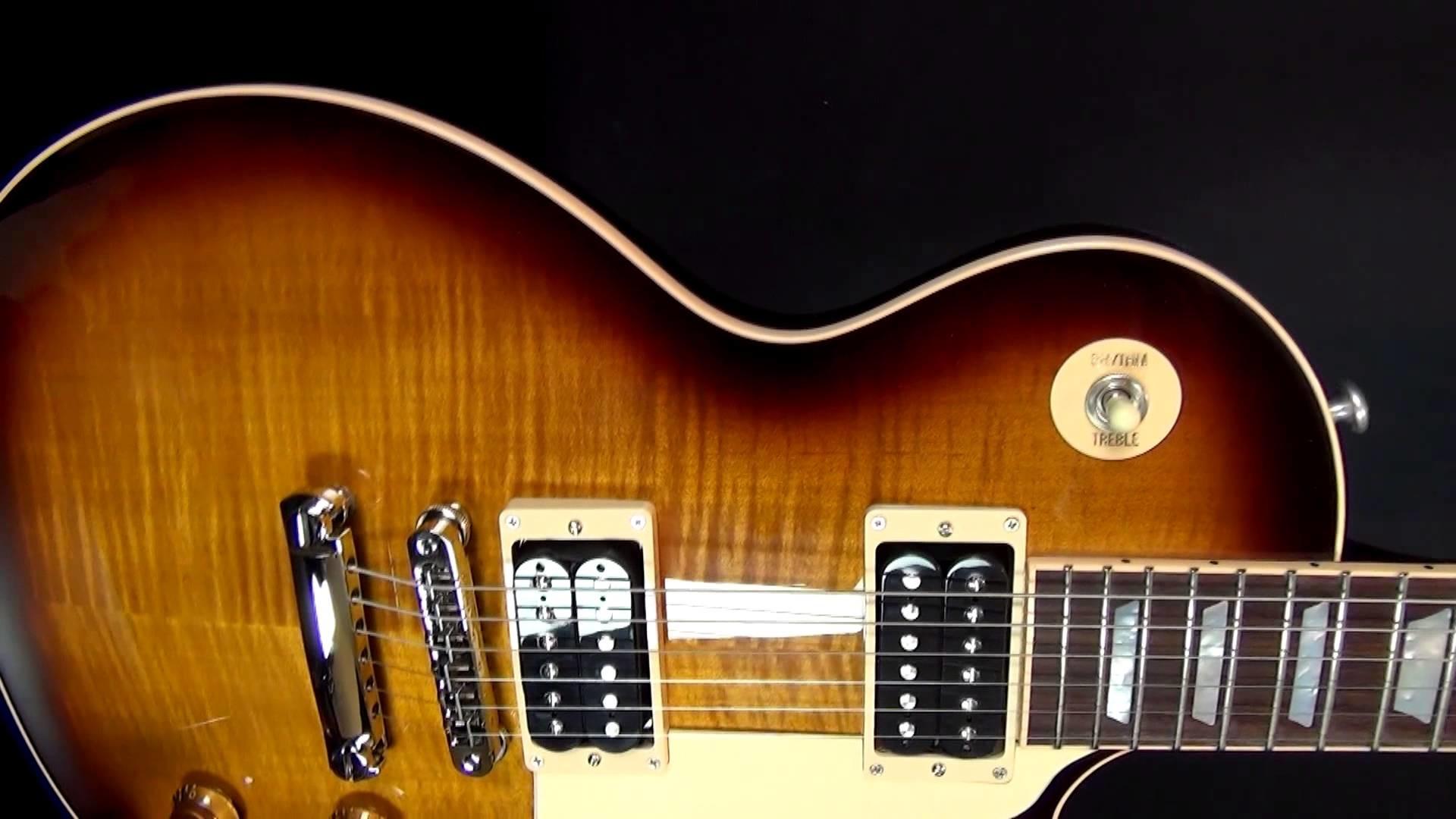 1920x1080 Guitar Wallpaper Gibson Les Paul Supreme