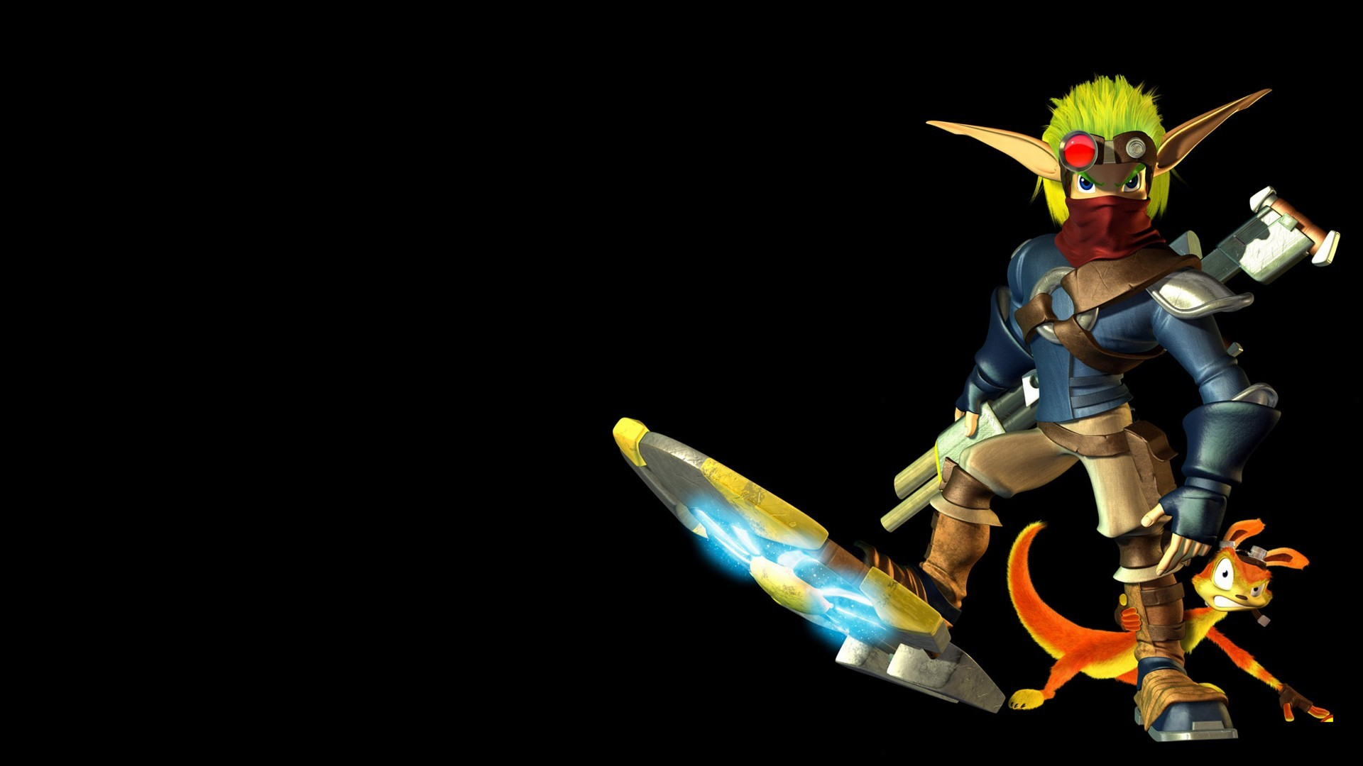 Jak And Daxter Wallpapers Wallpapertag