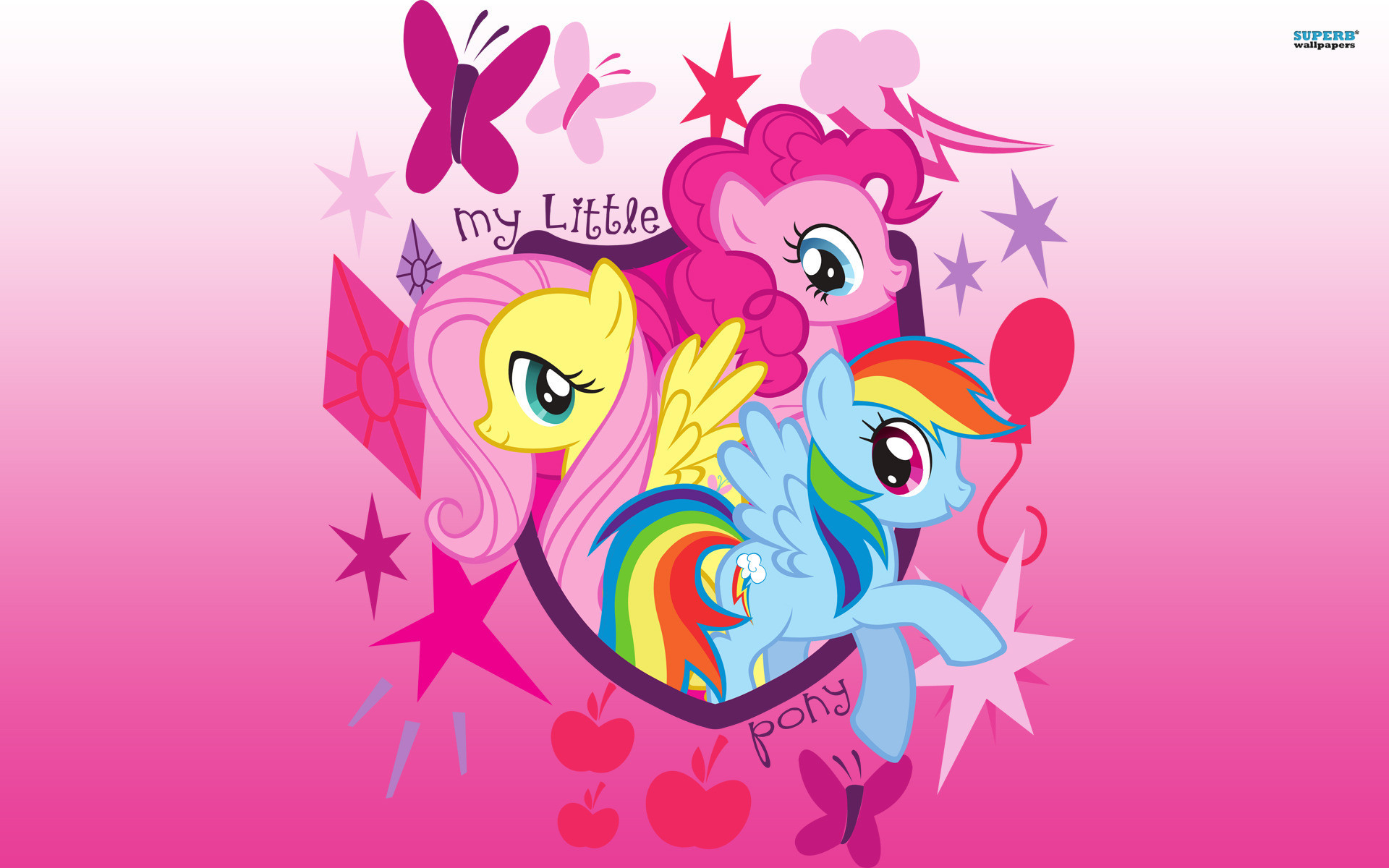 My Little Pony Wall Paper: My Little Pony Wallpaper ·① WallpaperTag