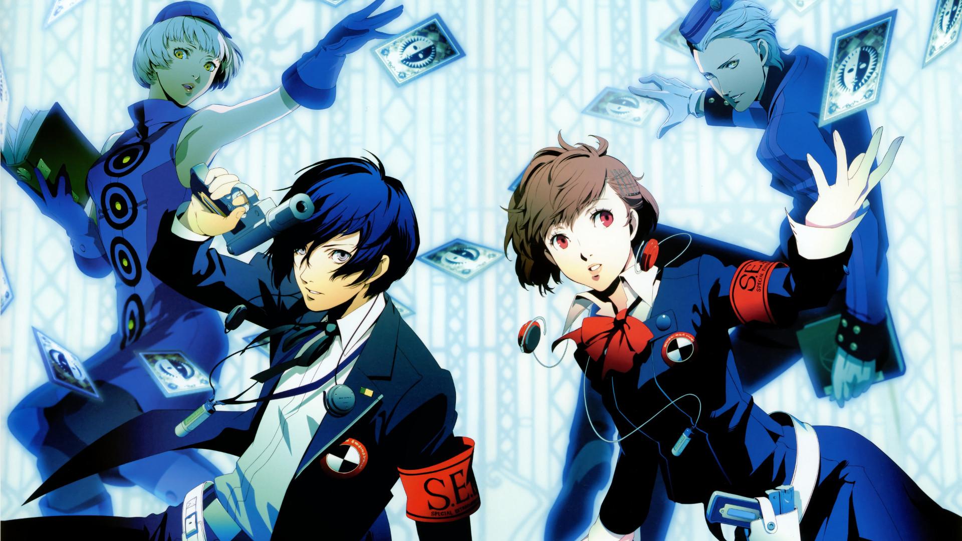 Persona 3 Portable Wallpaper ·① WallpaperTag