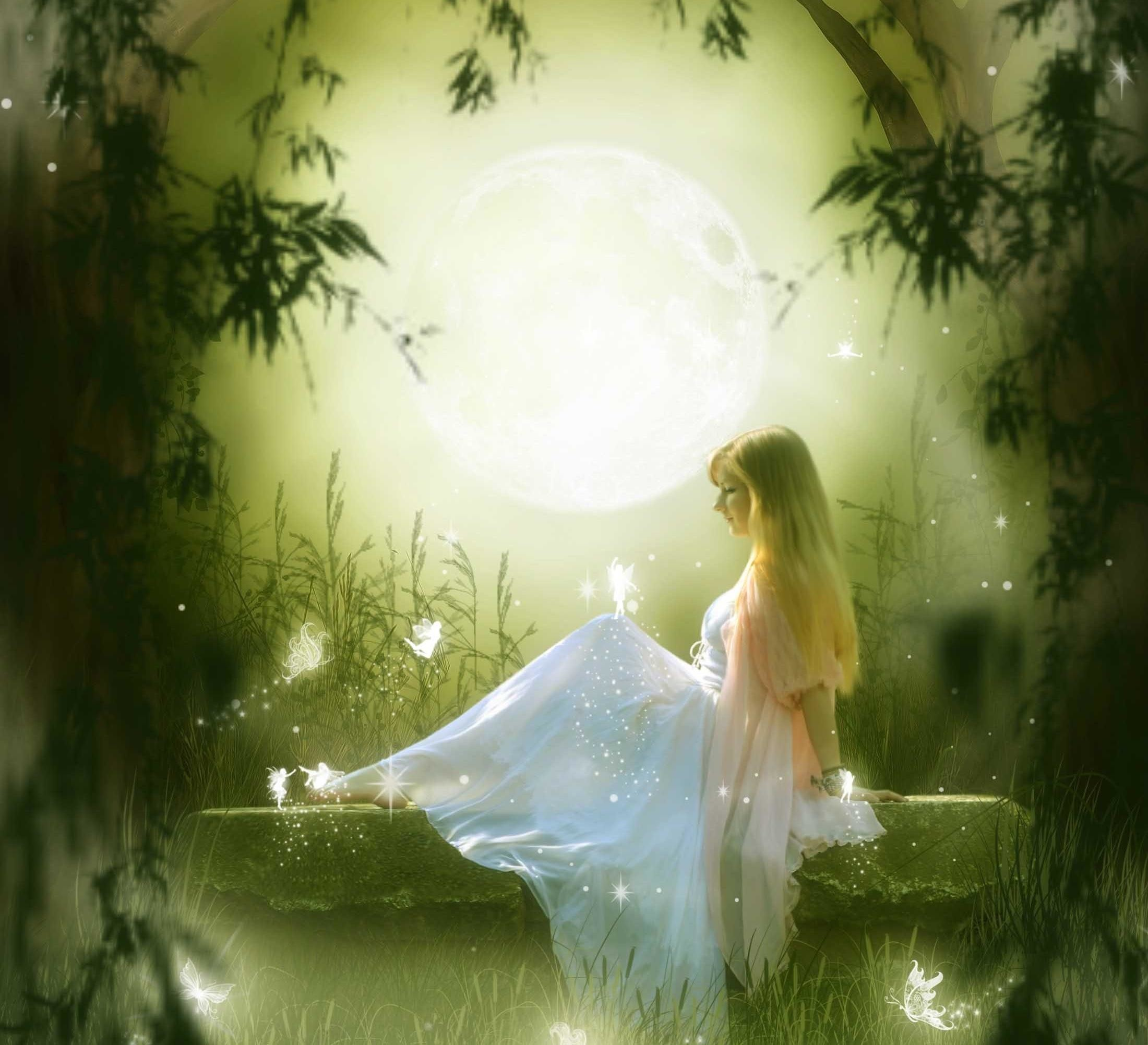 Pretty Fairy Wallpapers Wallpapertag