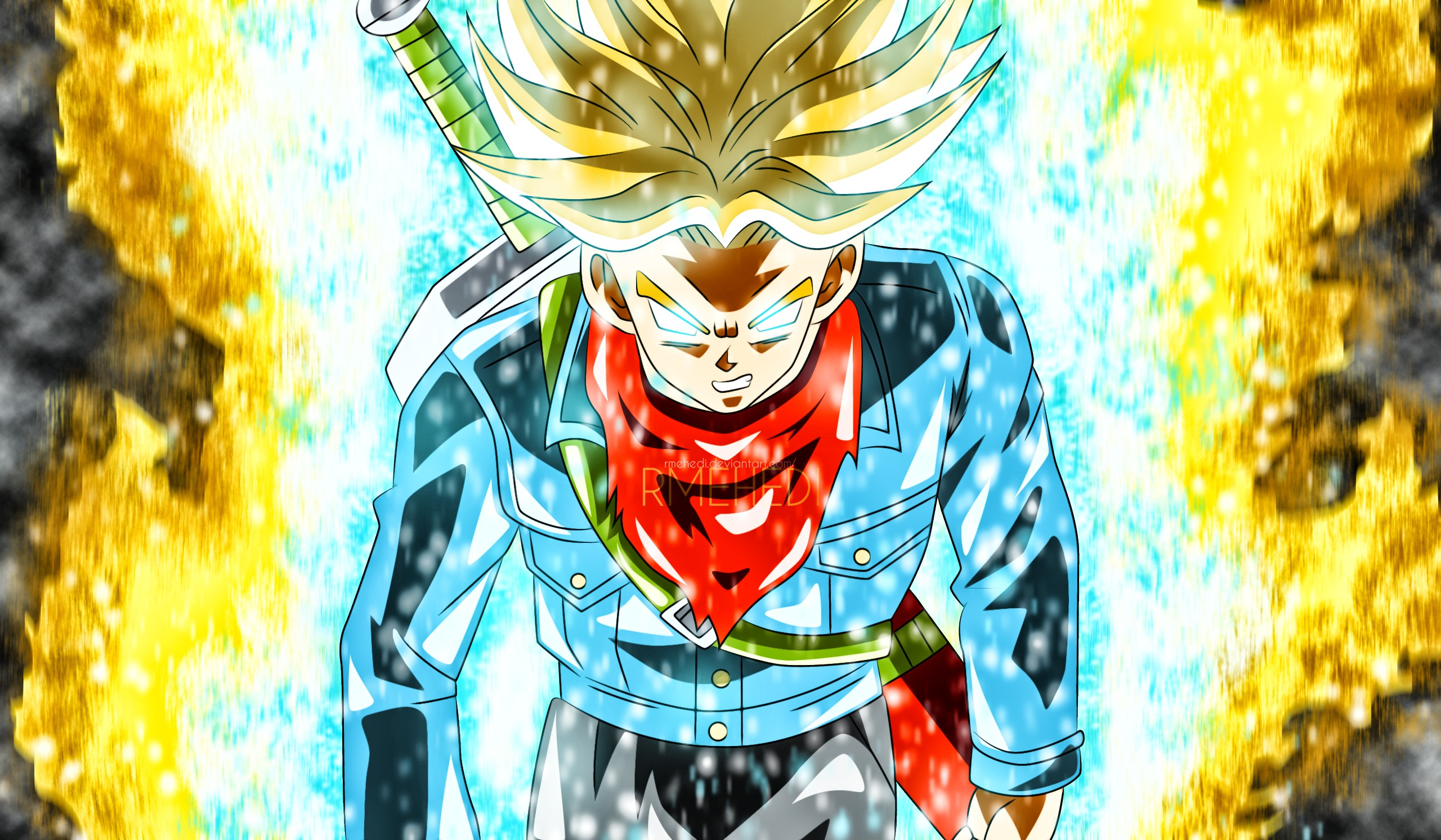 Dragon Ball Super Wallpaper ·① Download Free Awesome Full