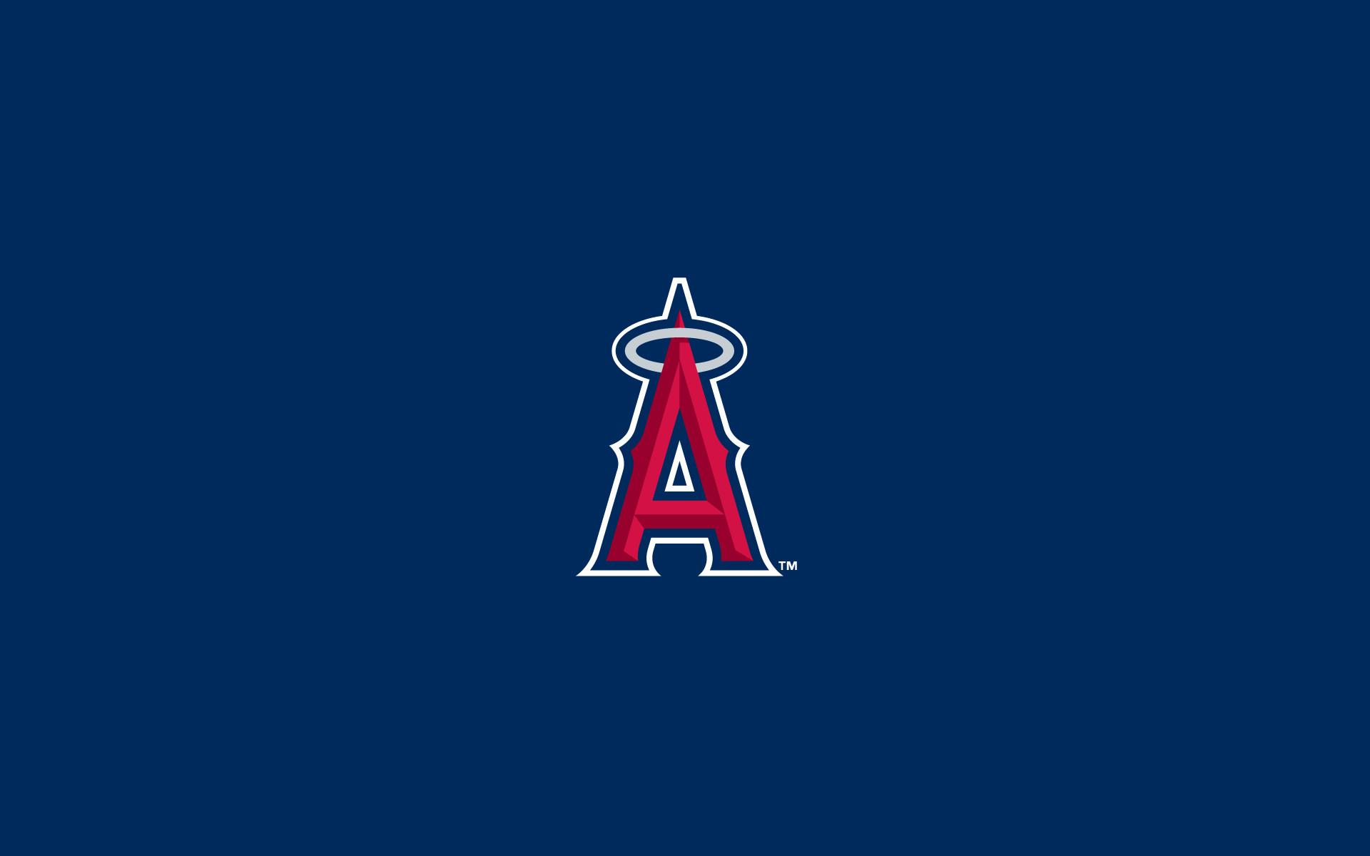 Angels Baseball Wallpaper ·â'