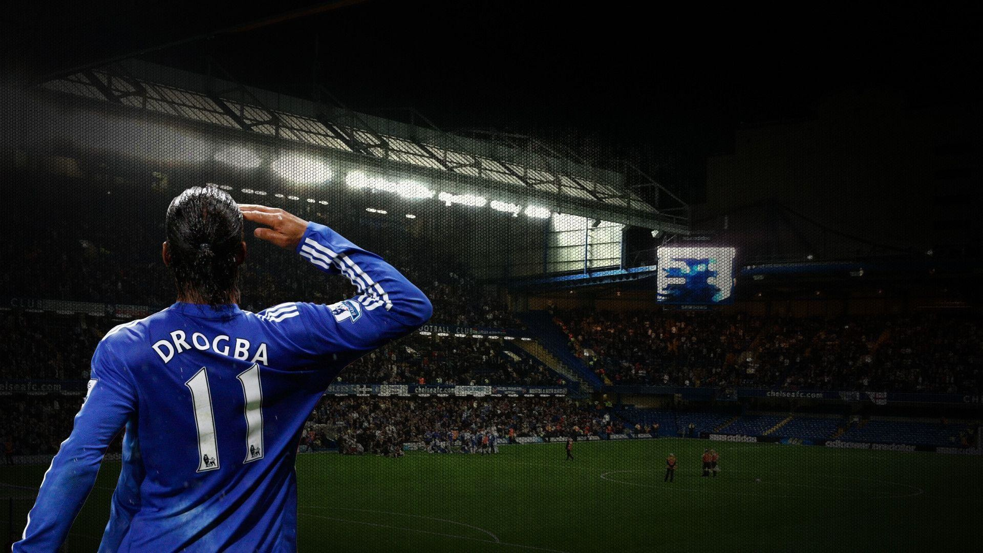 Drogba chelsea wallpaper 1920x1080 drogba wallpaper graphics forum talk chelsea voltagebd Image collections