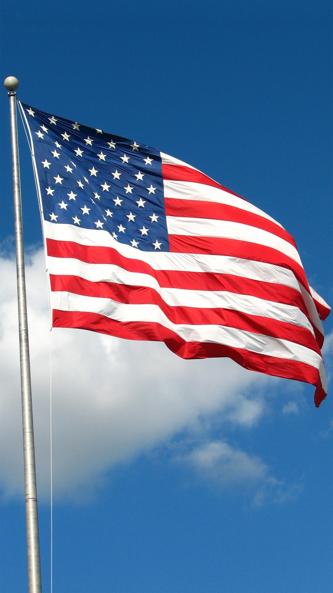 Usa Flag Wallpaper  U00b7 U2460 Download Free High Resolution