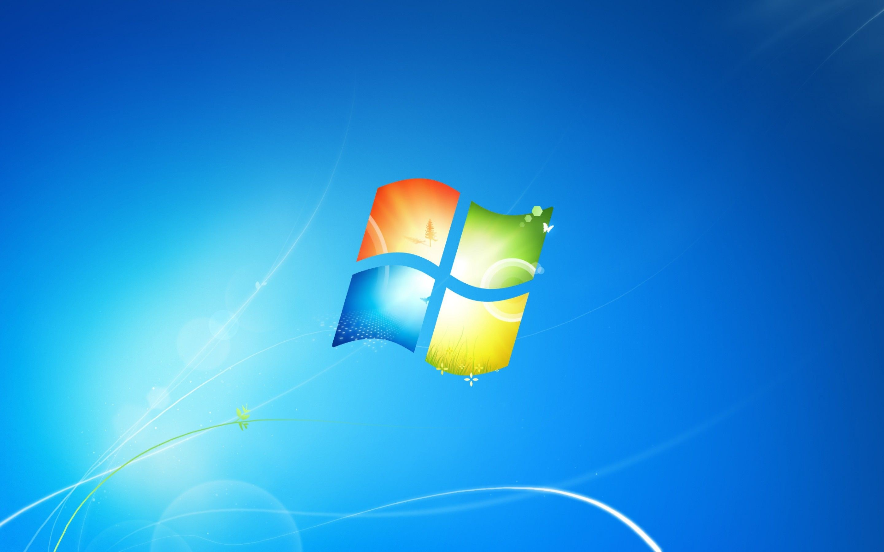 windows 7 wallpaper 1366x768 ·①