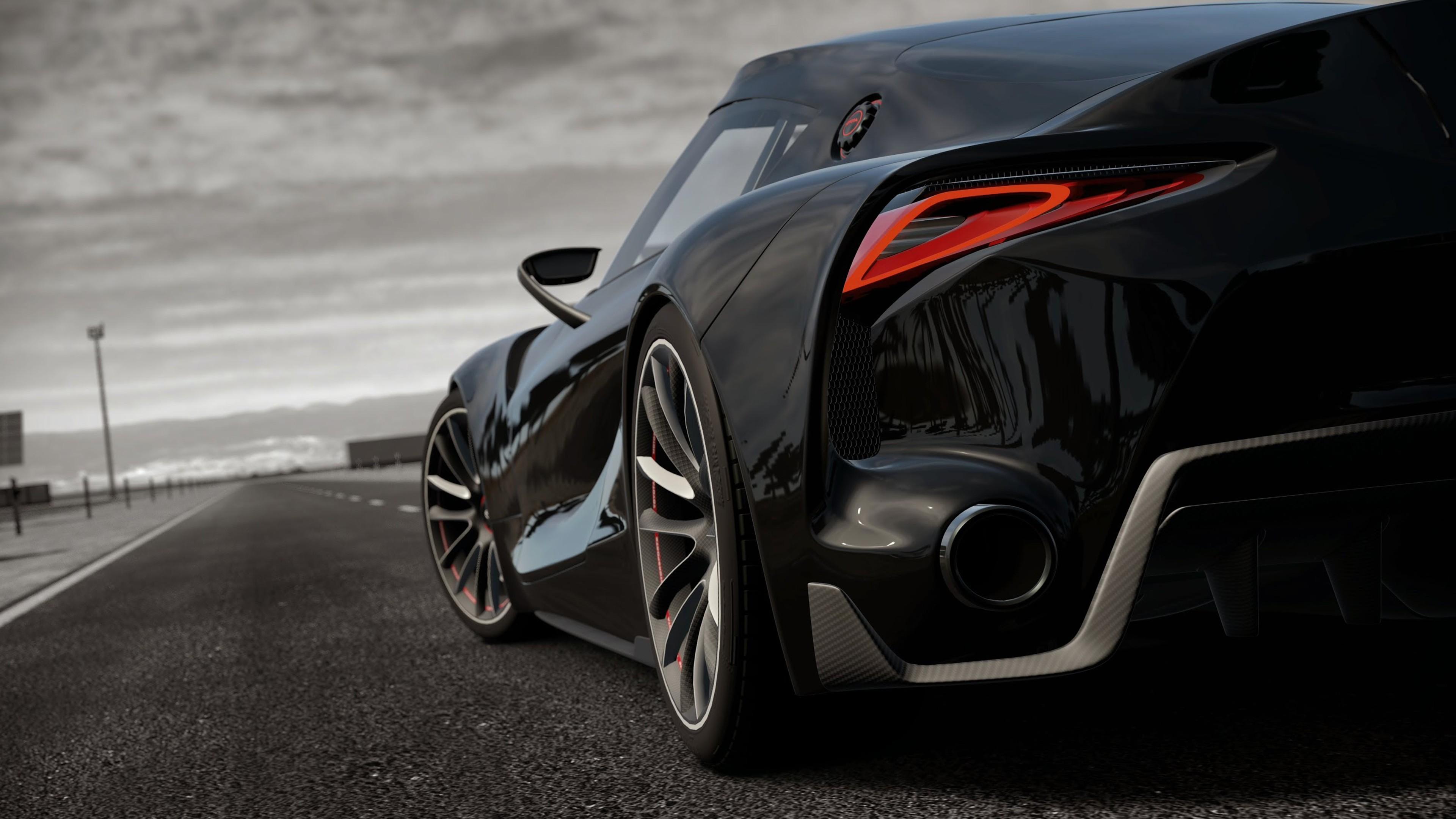Concept Car black  № 1175593 загрузить