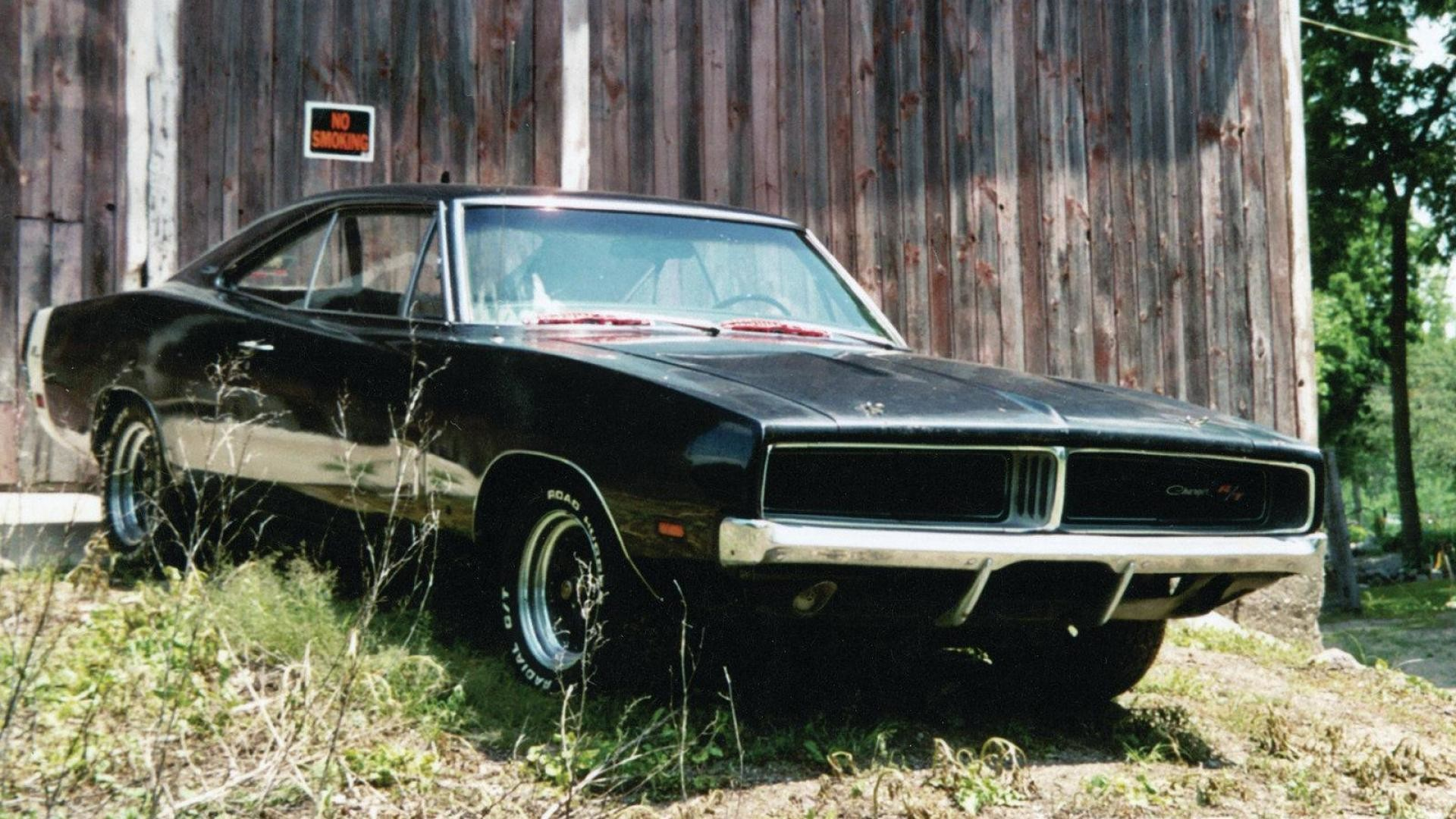 69 1970 Dodge Charger Rt