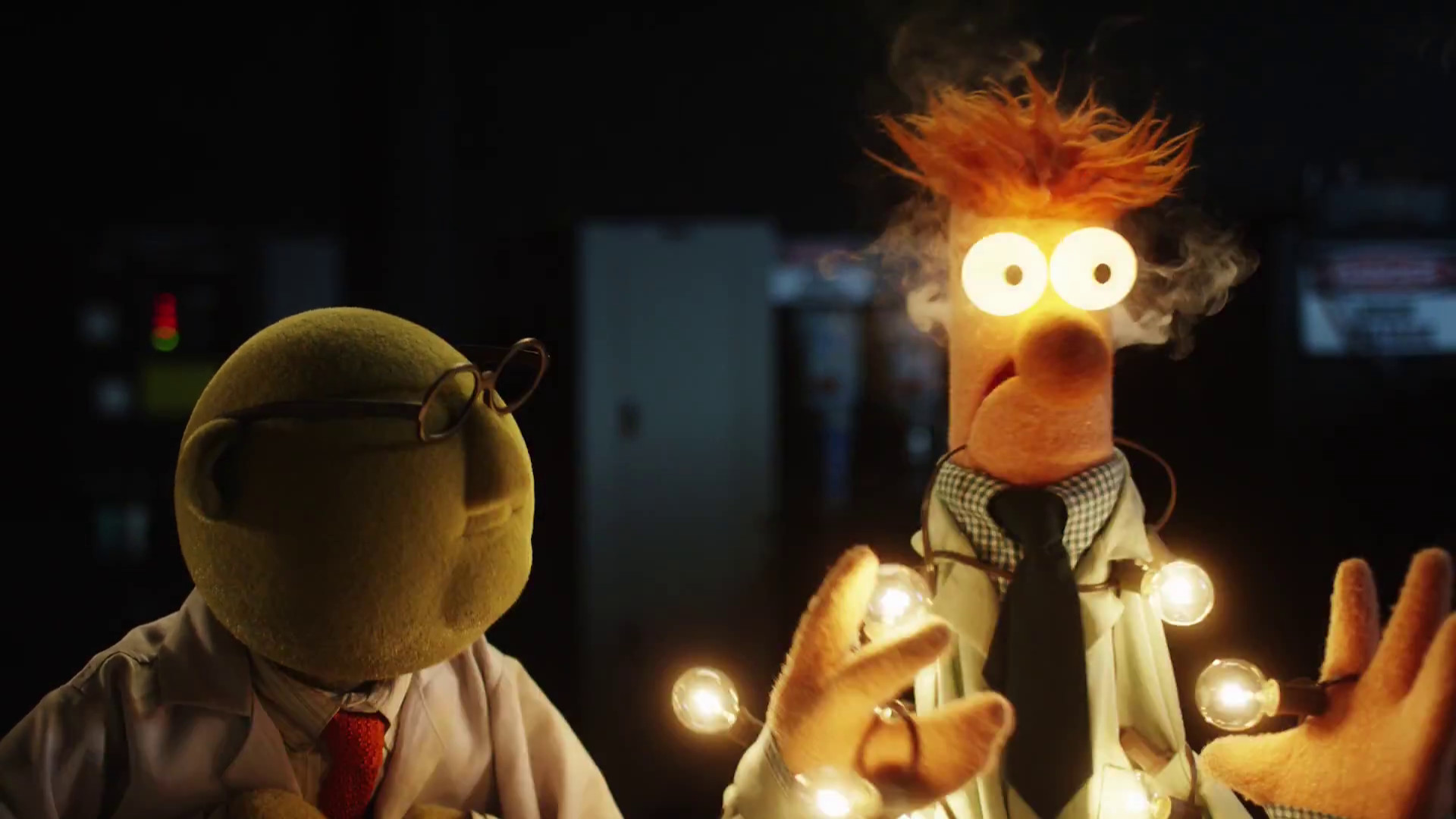 Beaker Muppets Wallpaper ·①