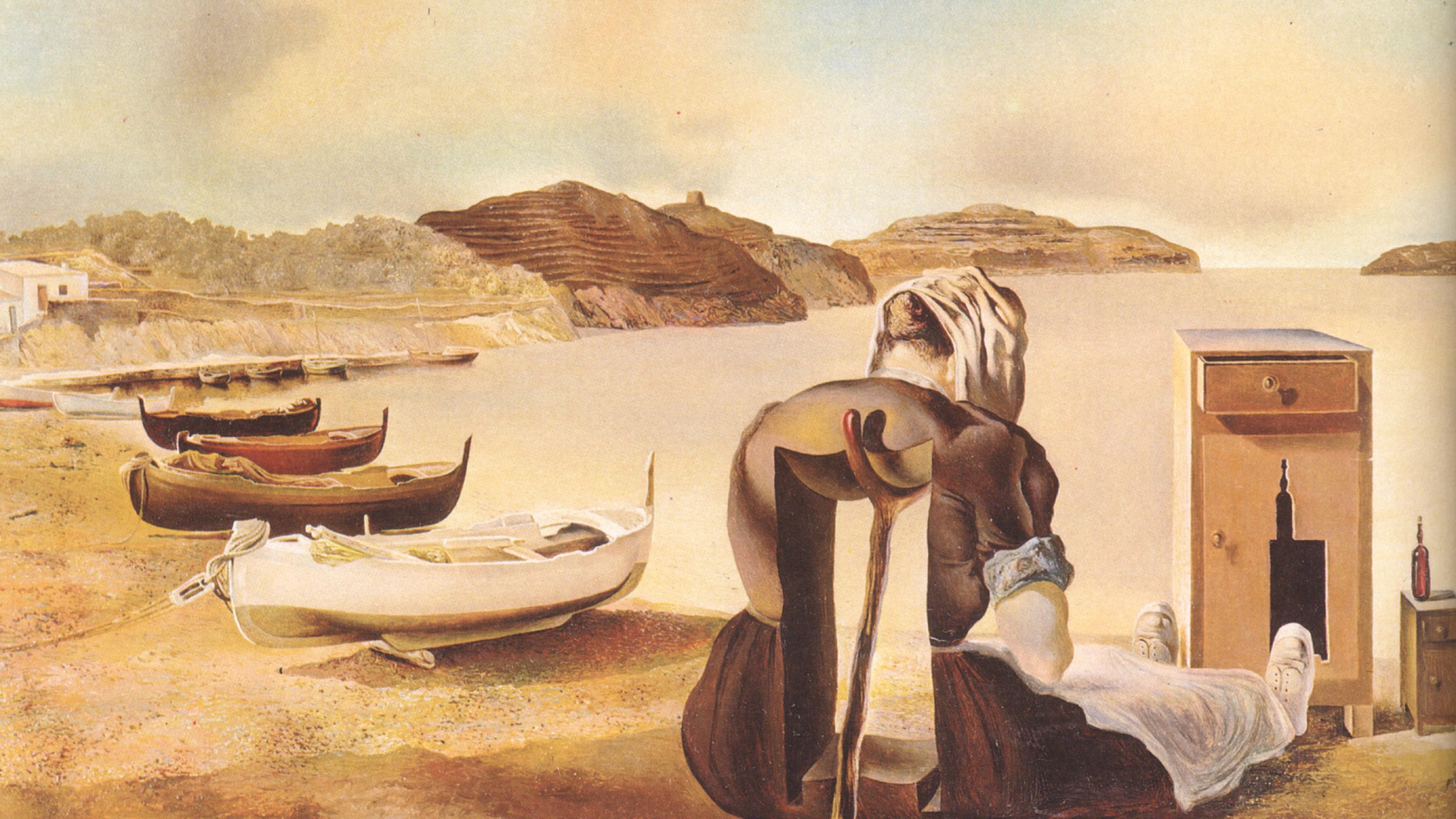 Salvador Dali wallpaper ·① Download free HD backgrounds ...