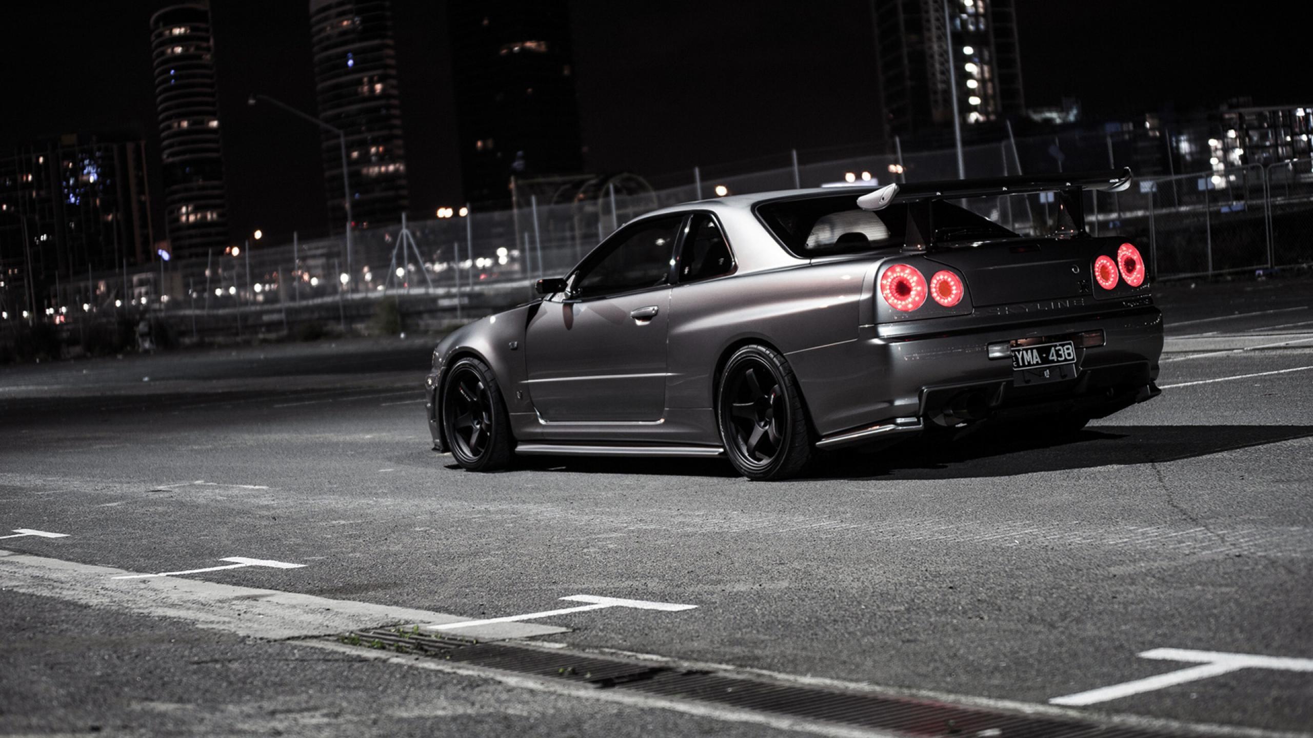 Nissan Skyline Gtr Wallpaper Wallpapertag