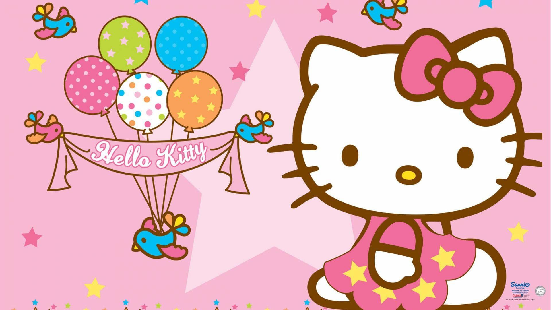 Hd hello kitty wallpapers purple hello kitty picture voltagebd Images