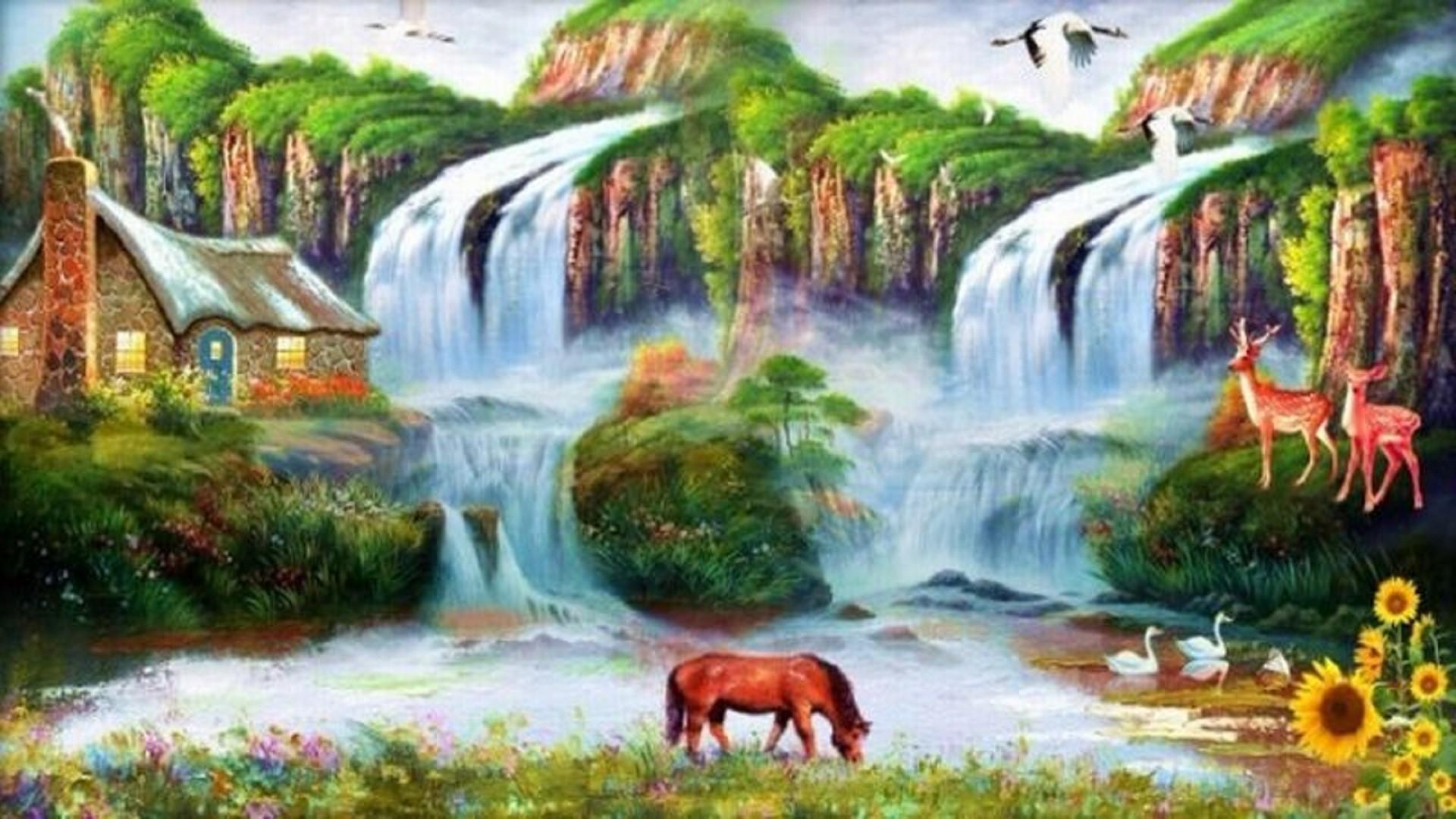 Wallpaper Natural Beauty