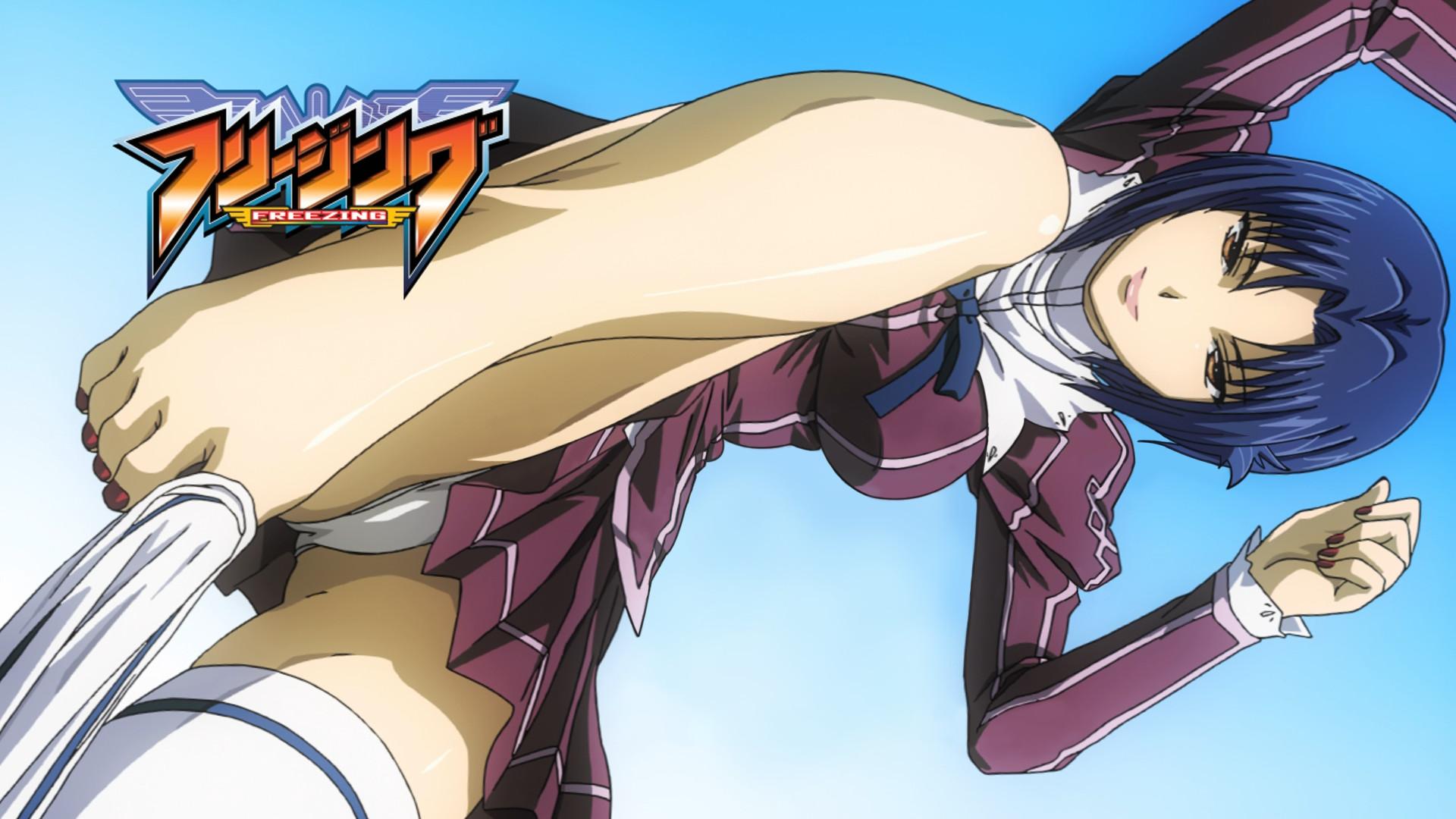 Freezing Anime