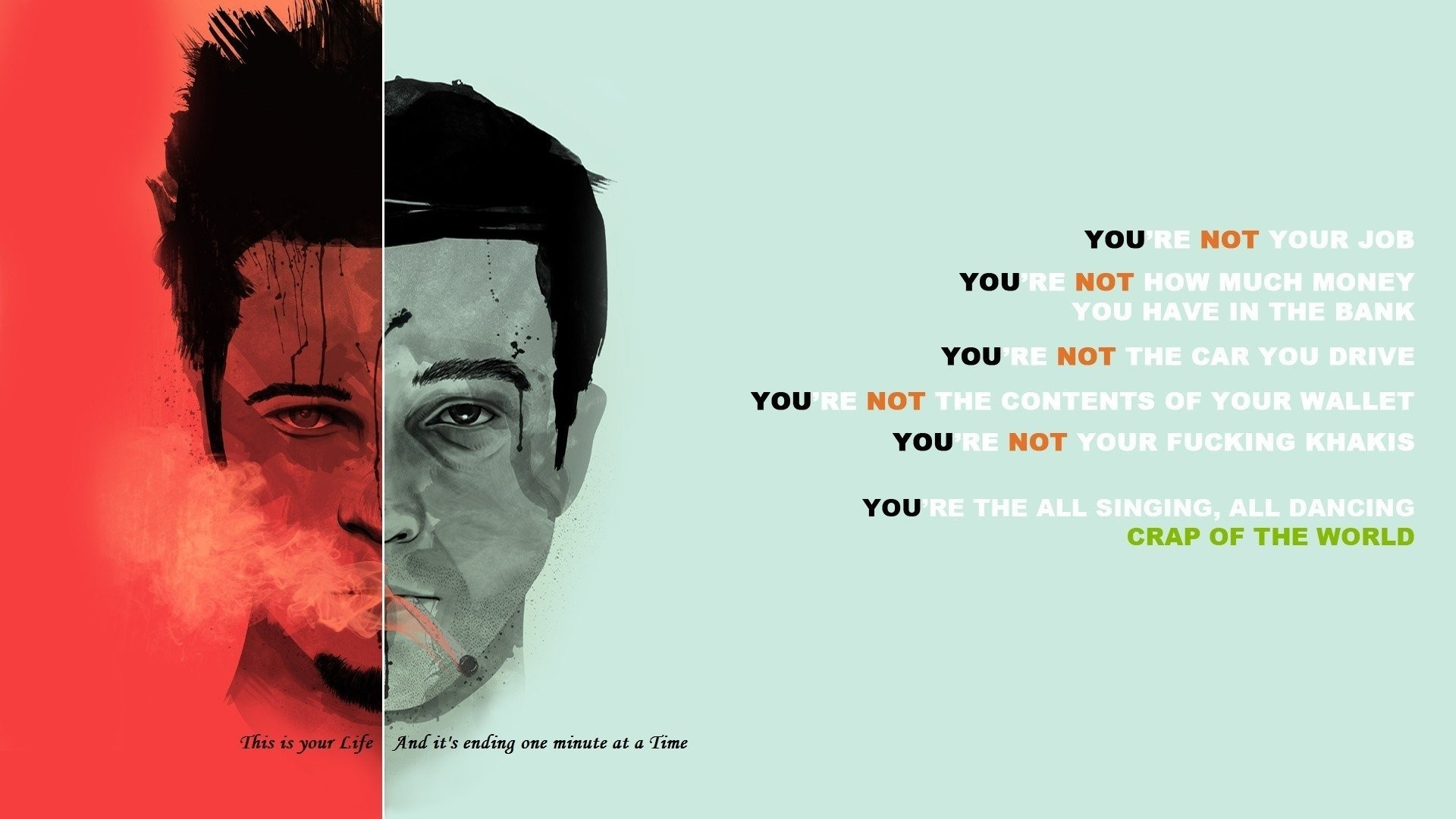 Fight Club Wallpaper Download Free Stunning High Resolution