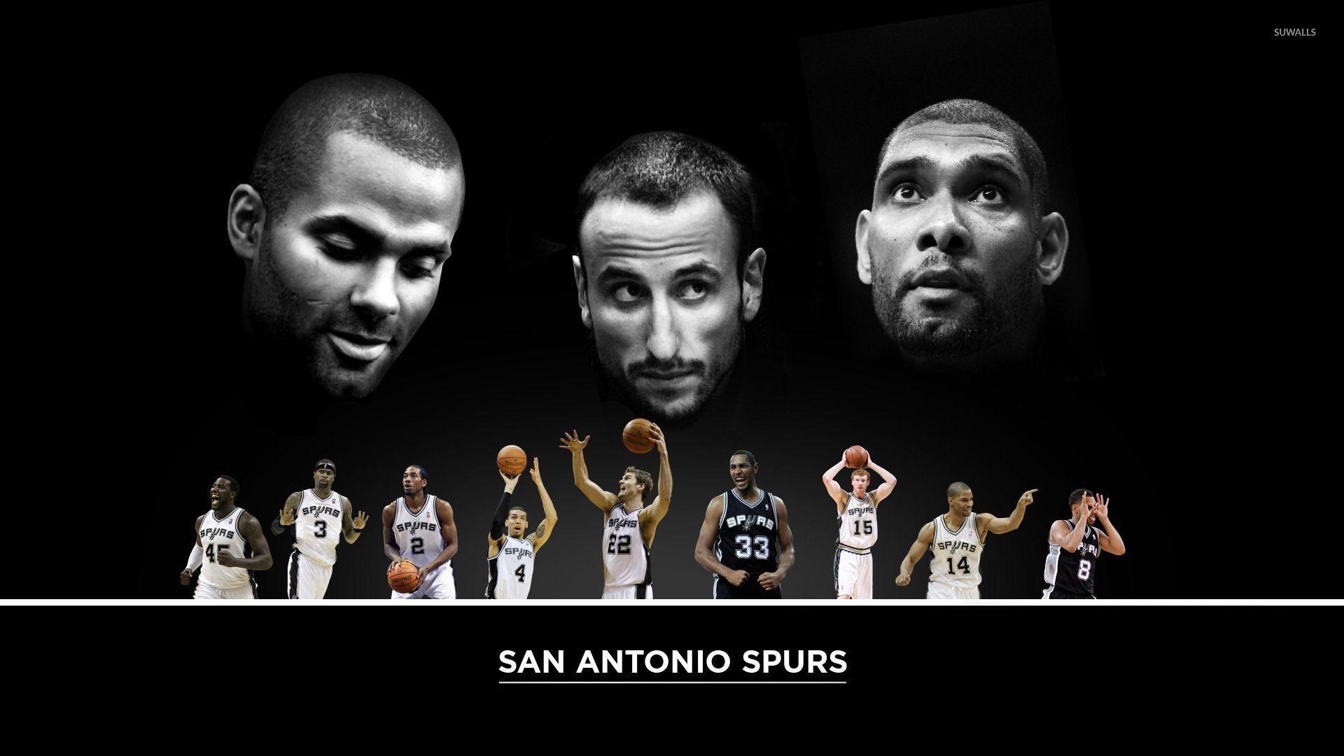 San Antonio Spurs Wallpapers Wallpapertag