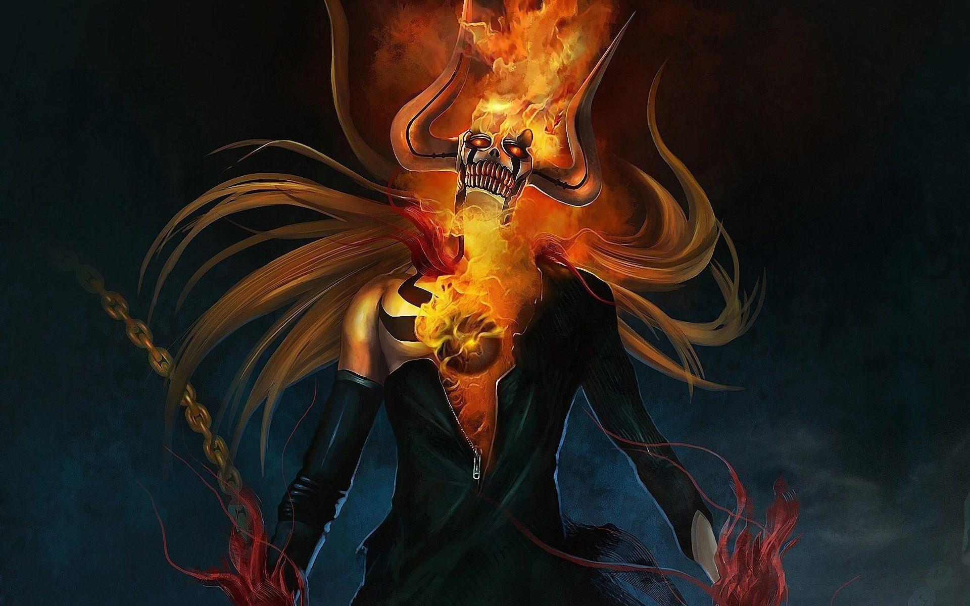 Ghost Rider Wallpaper Hd Wallpapertag